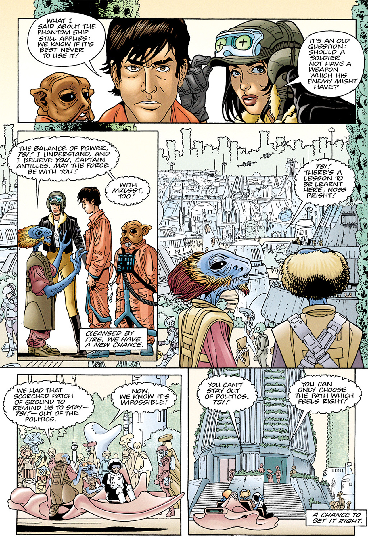 Read online Star Wars Omnibus comic -  Issue # Vol. 1 - 267