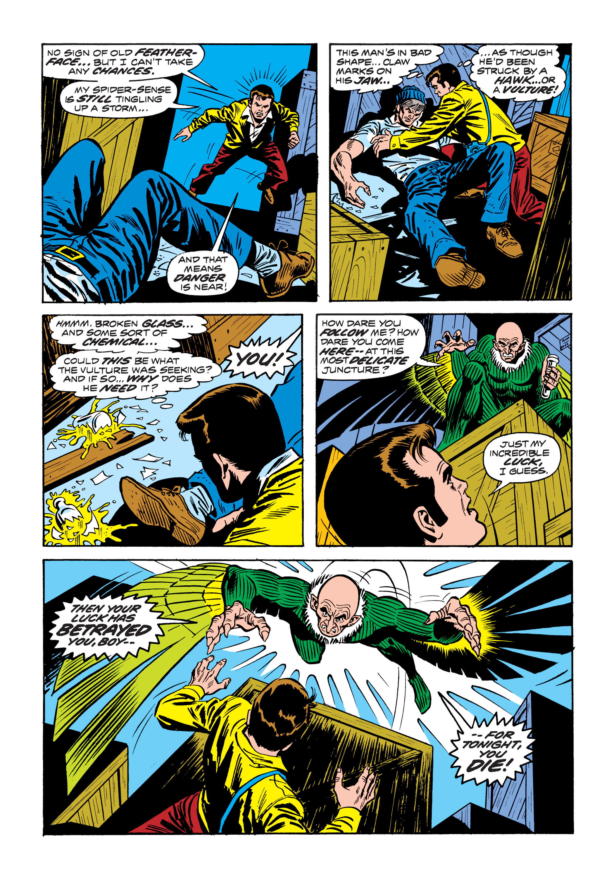 The Amazing Spider-Man (1963) 128 Page 10