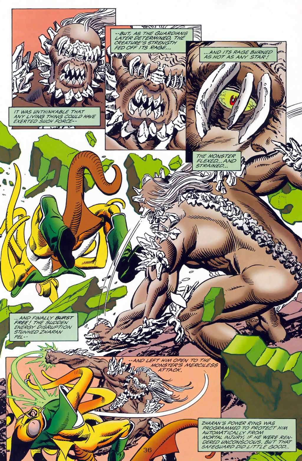 Read online Doomsday Annual comic -  Issue # Full - 38