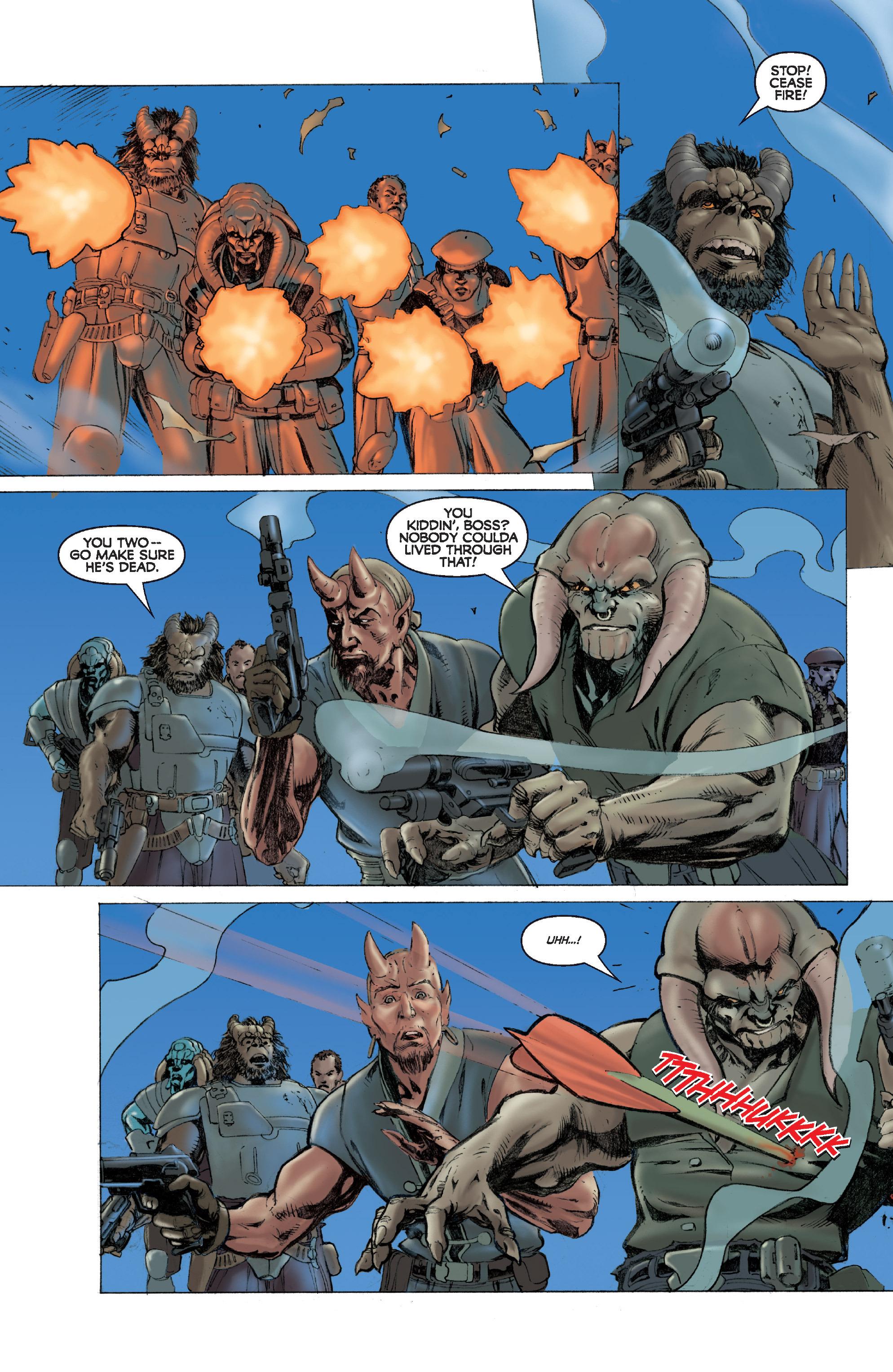 Read online Star Wars Omnibus comic -  Issue # Vol. 31 - 267