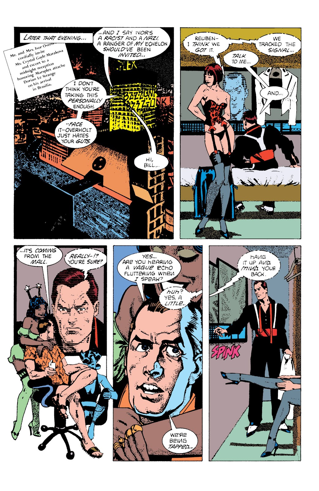 American Flagg! issue Definitive Collection (Part 2) - Page 67