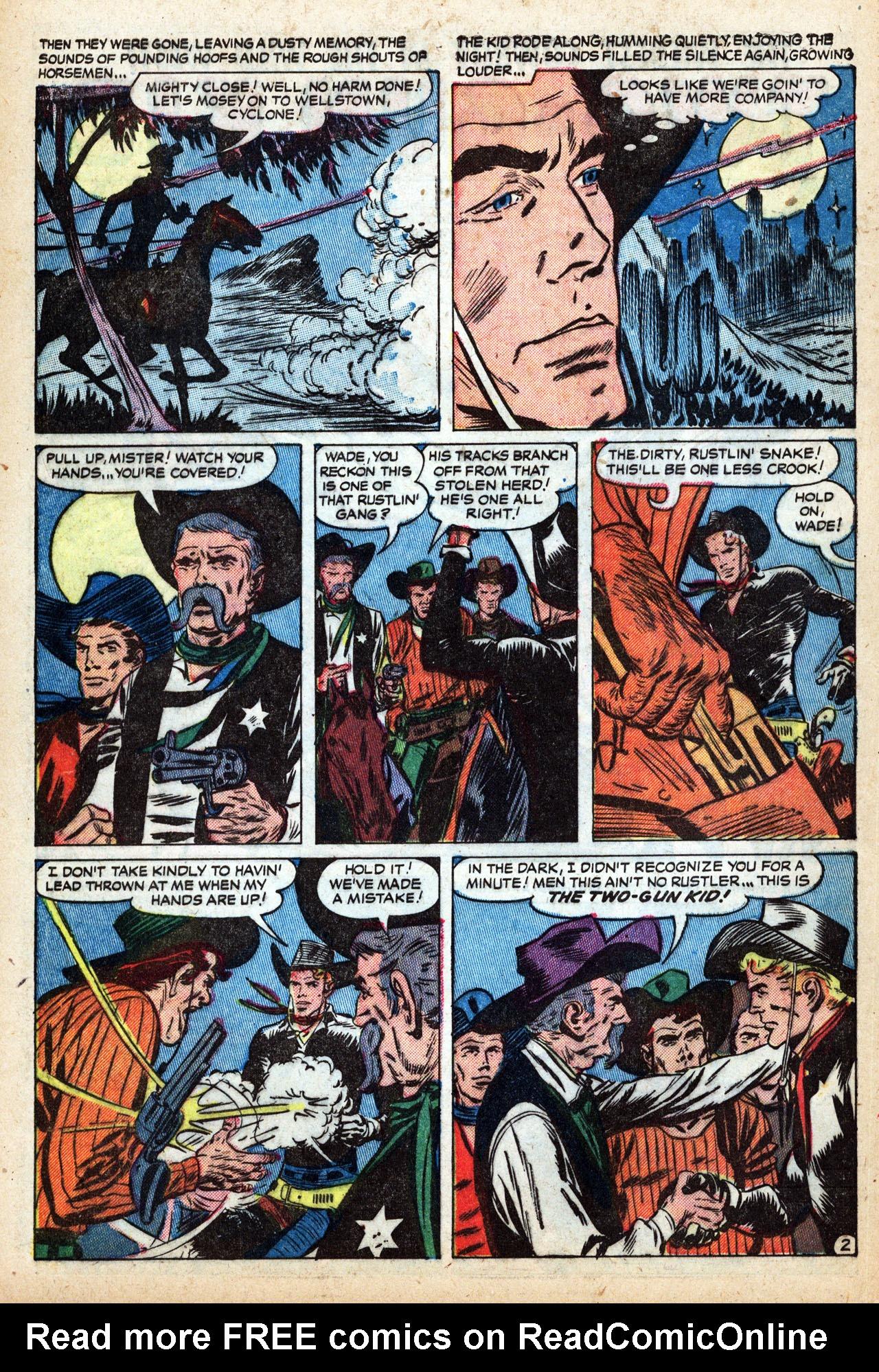 Read online Two-Gun Kid comic -  Issue #19 - 28