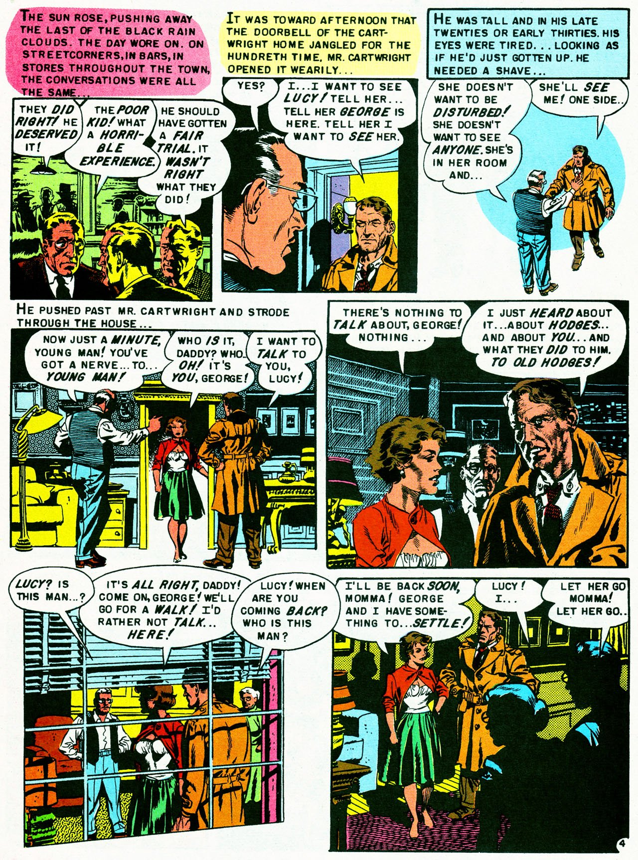 Read online Shock SuspenStories comic -  Issue #8 - 14