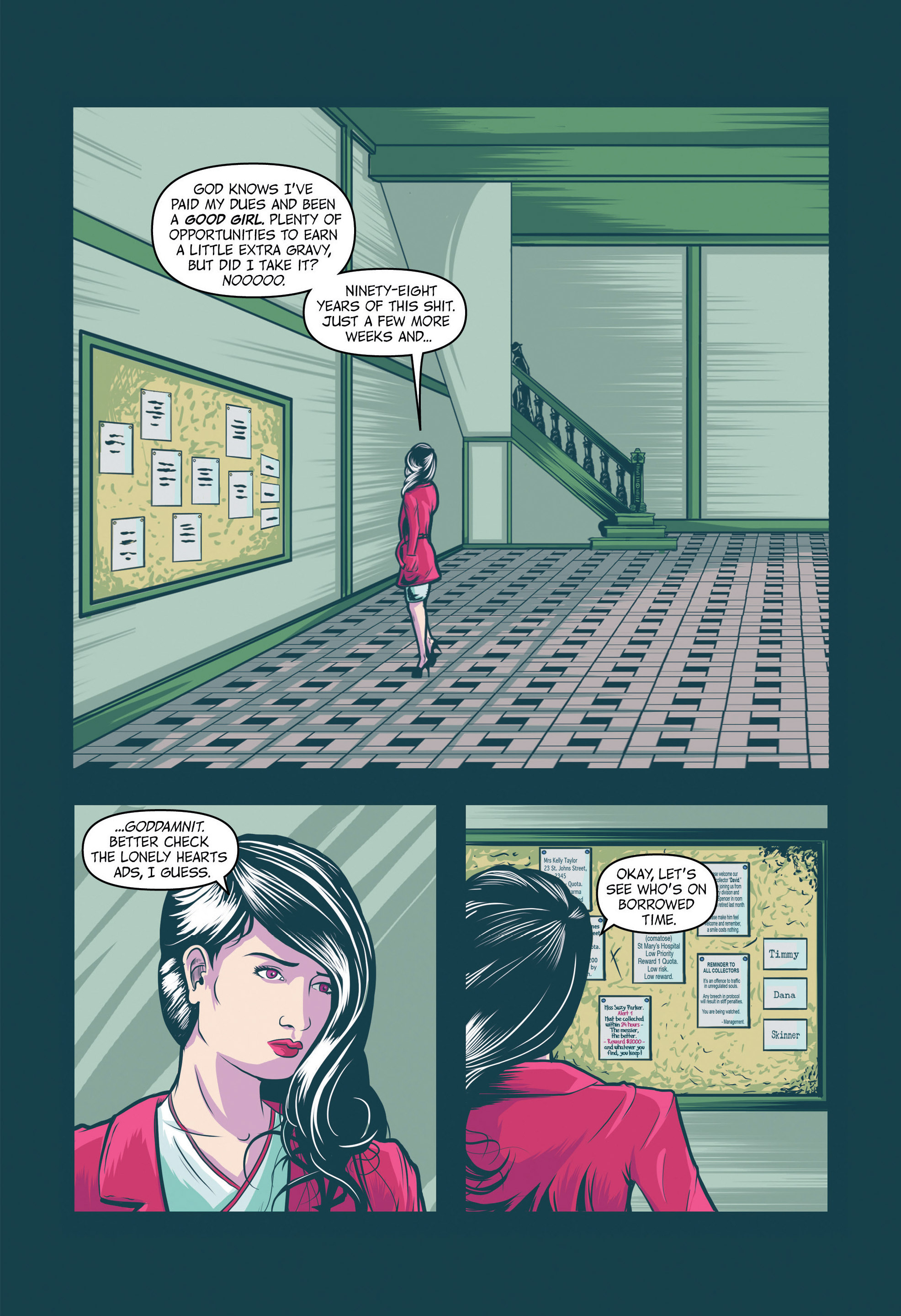 Read online Redemption Heights comic -  Issue # Full - 10