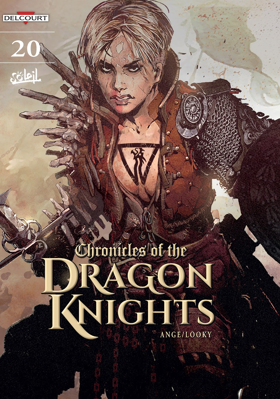 Read online Chronicles of the Dragon Knights comic -  Issue #20 - 1