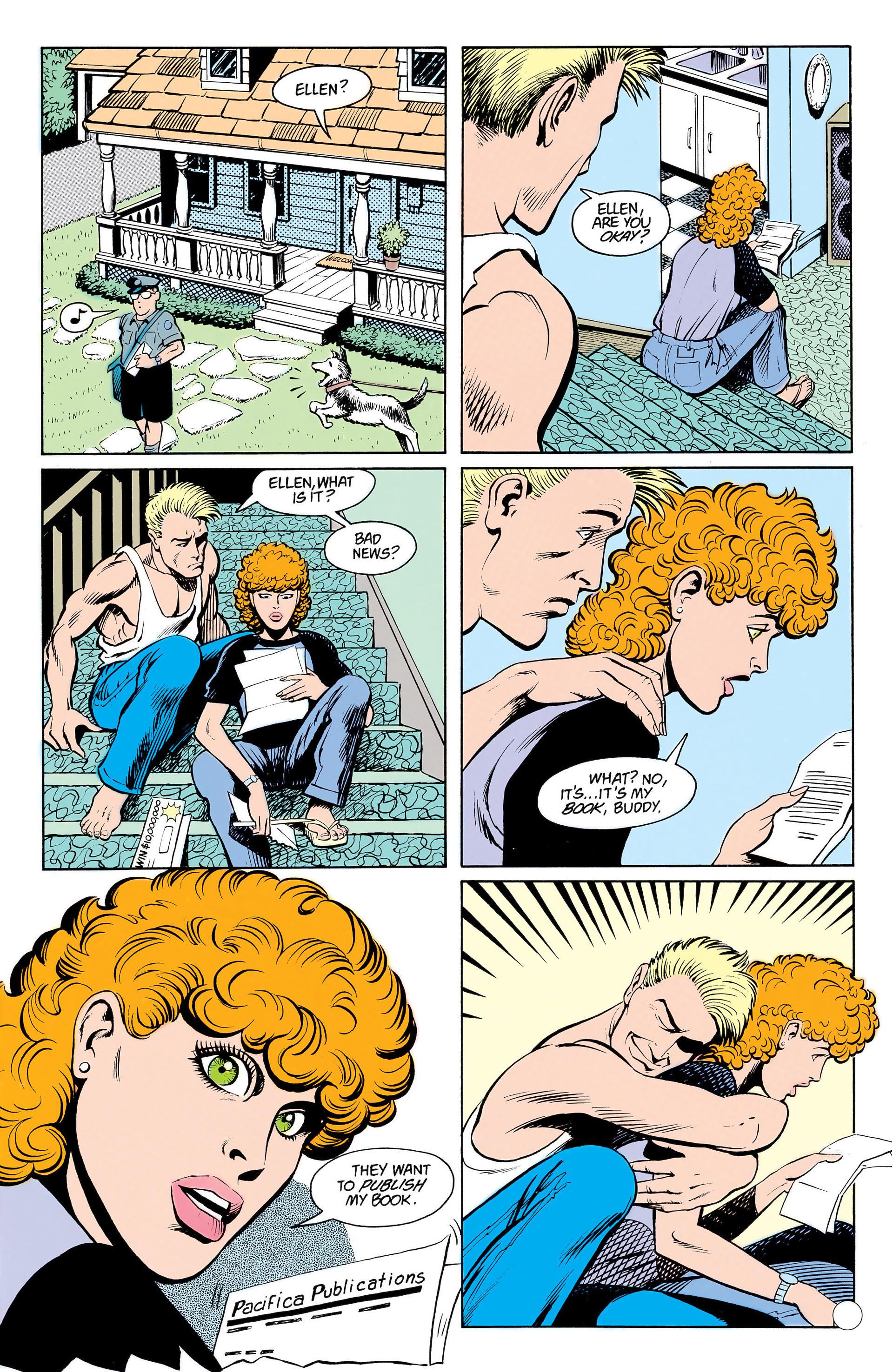 Read online Animal Man (1988) comic -  Issue #16 - 3