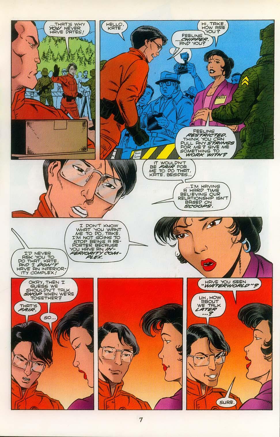 Godzilla (1995) Issue #3 #4 - English 9