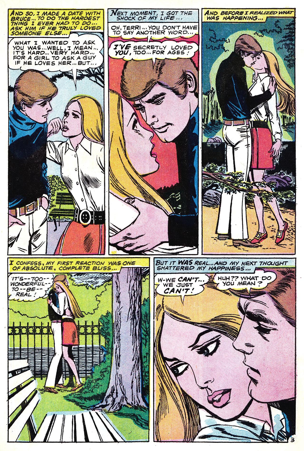 Read online Secret Hearts comic -  Issue #132 - 5