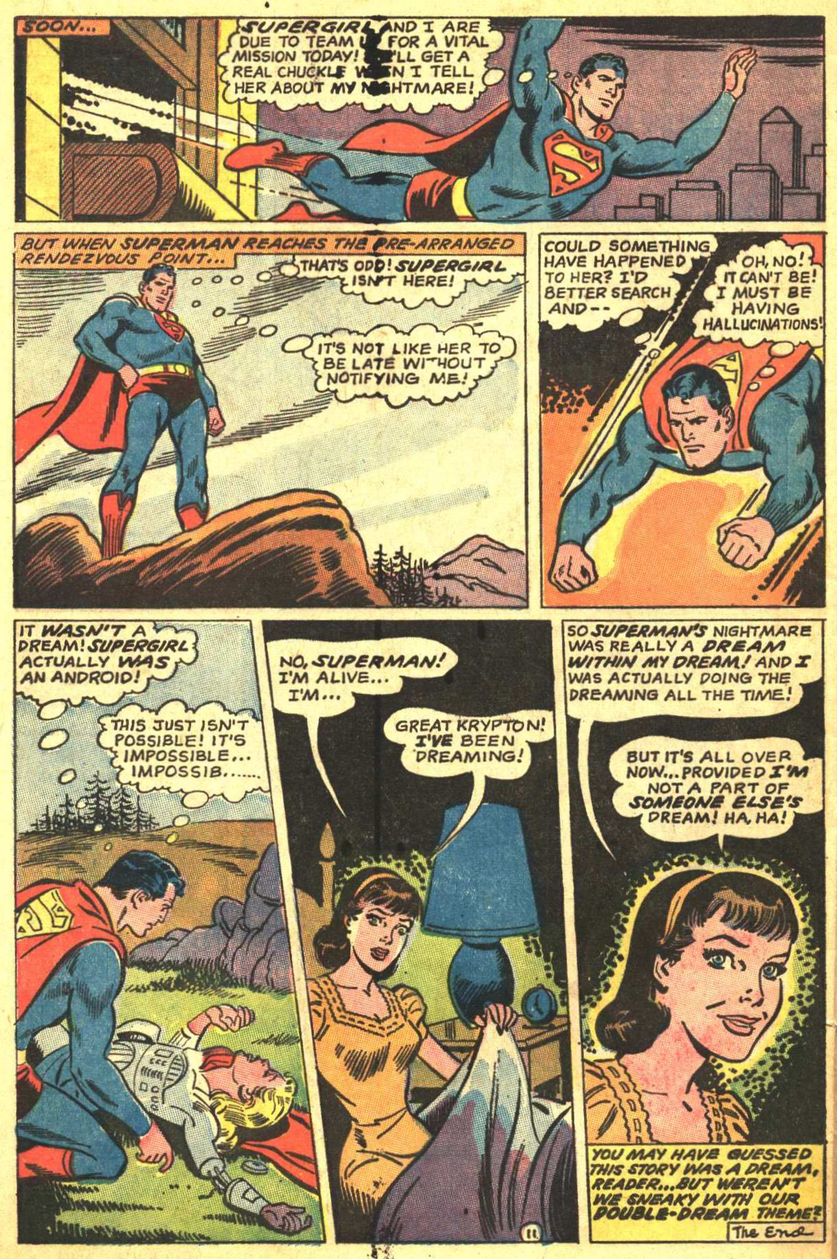 Read online Action Comics (1938) comic -  Issue #356 - 29