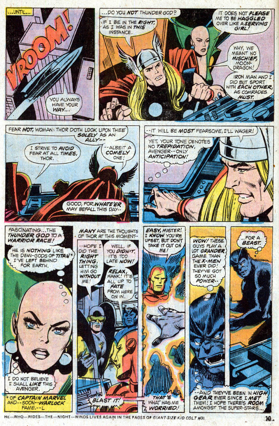 The Avengers (1963) 138 Page 6