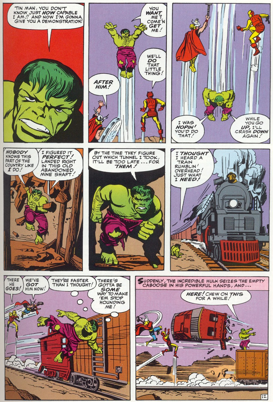 The Avengers (1963) 3 Page 12
