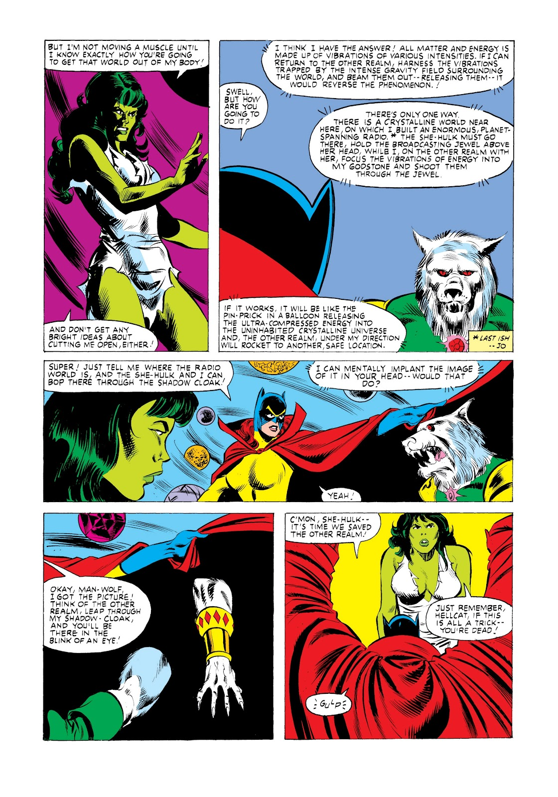 Marvel Masterworks: The Savage She-Hulk issue TPB_1_(Part_3) - Page 81