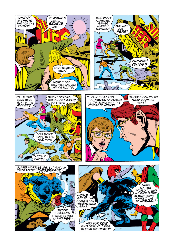 Read online Amazing Adventures (1970) comic -  Issue #16 - 10