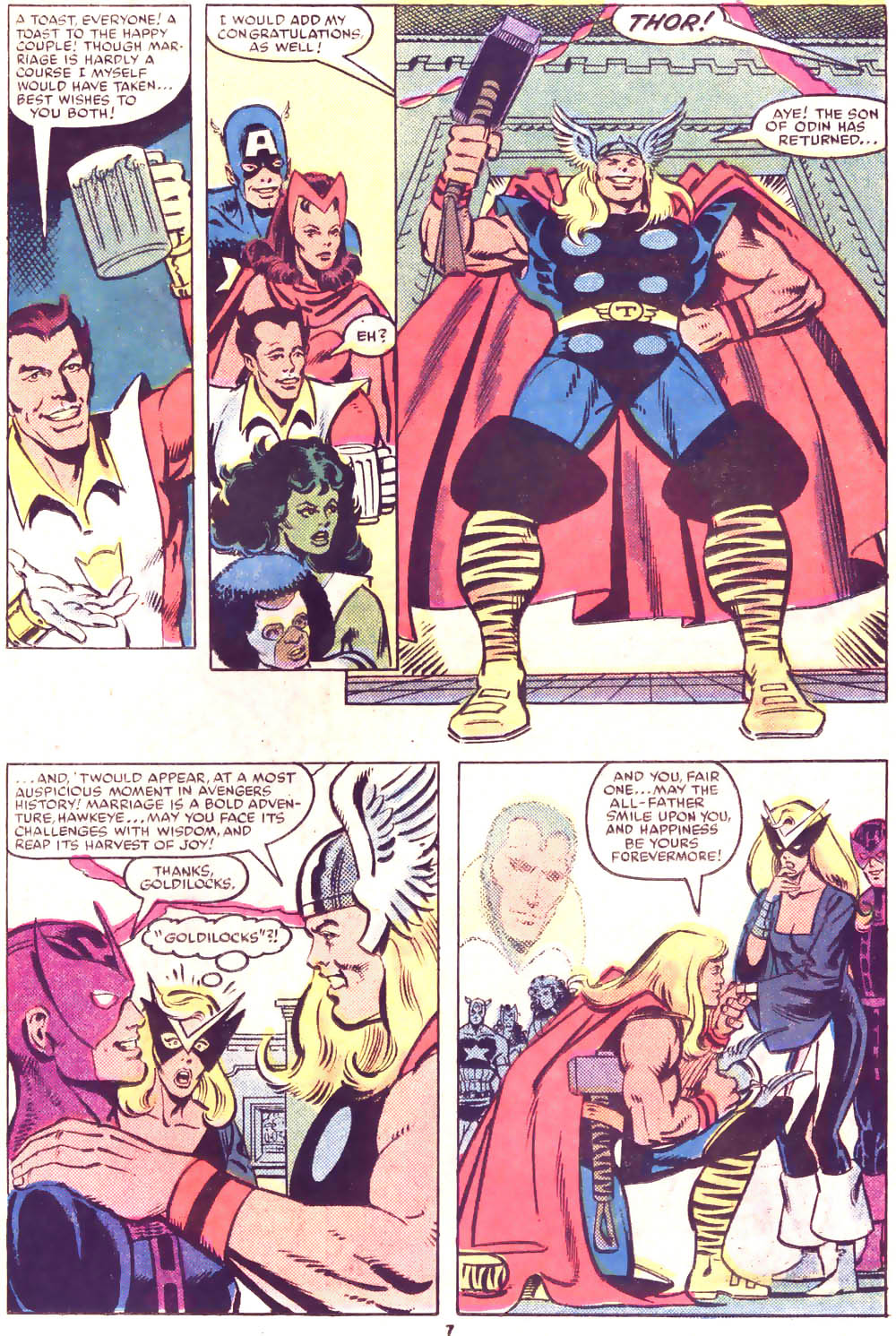 The Avengers (1963) 242 Page 7