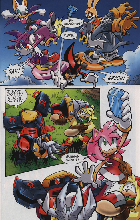 Read online Sonic Universe comic -  Issue #24 - 11