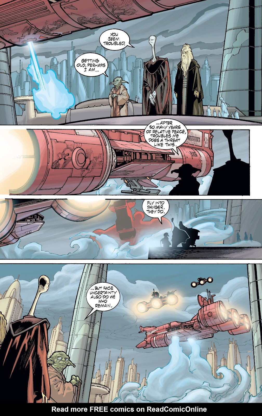 Read online Star Wars Legends: Rise of the Sith - Epic Collection comic -  Issue # TPB 1 (Part 4) - 81