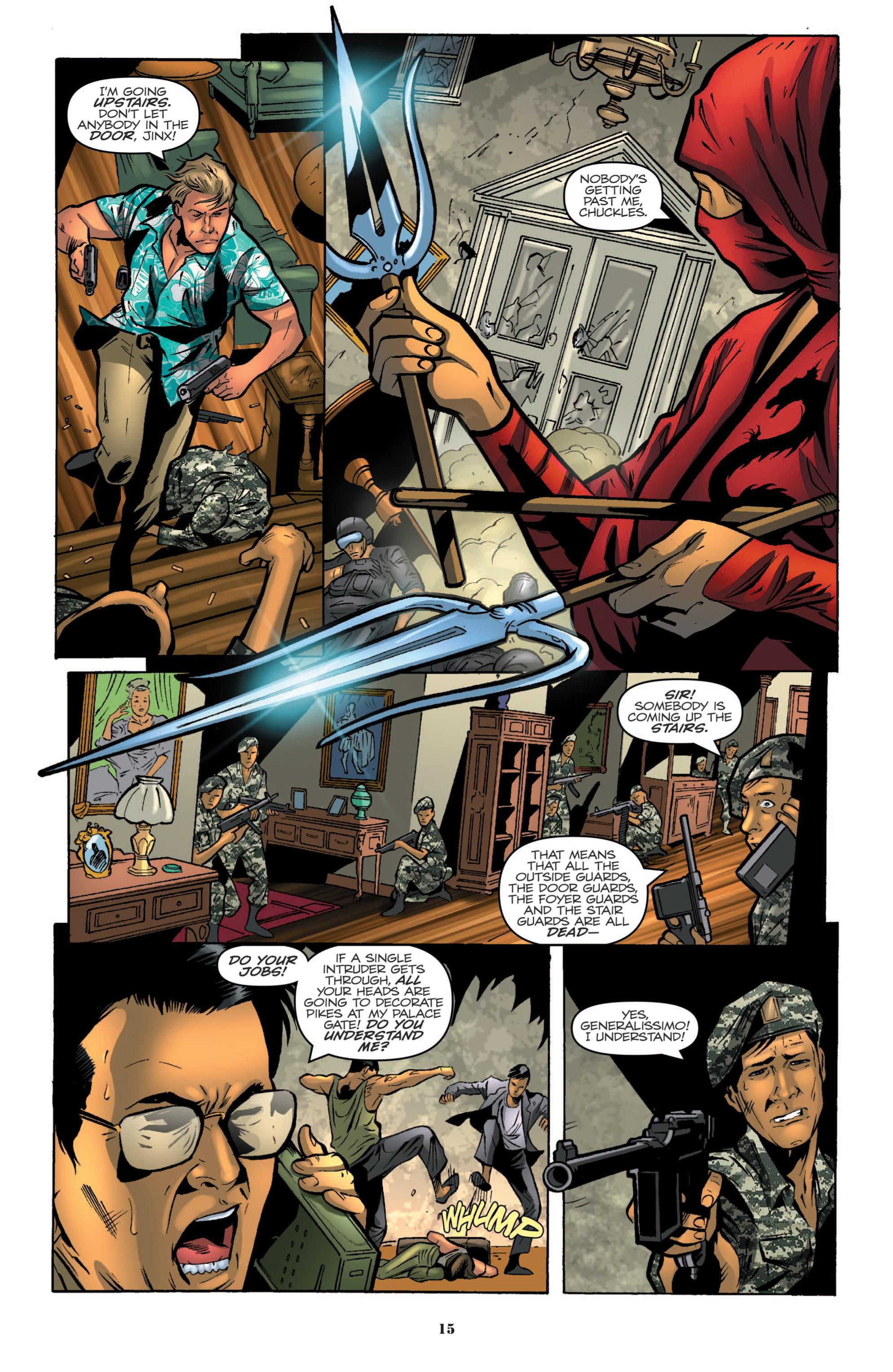 G.I. Joe: A Real American Hero 191 Page 16