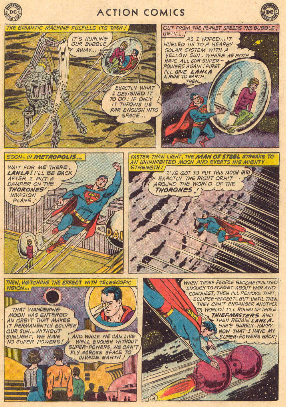 Read online Action Comics (1938) comic -  Issue #321 - 17