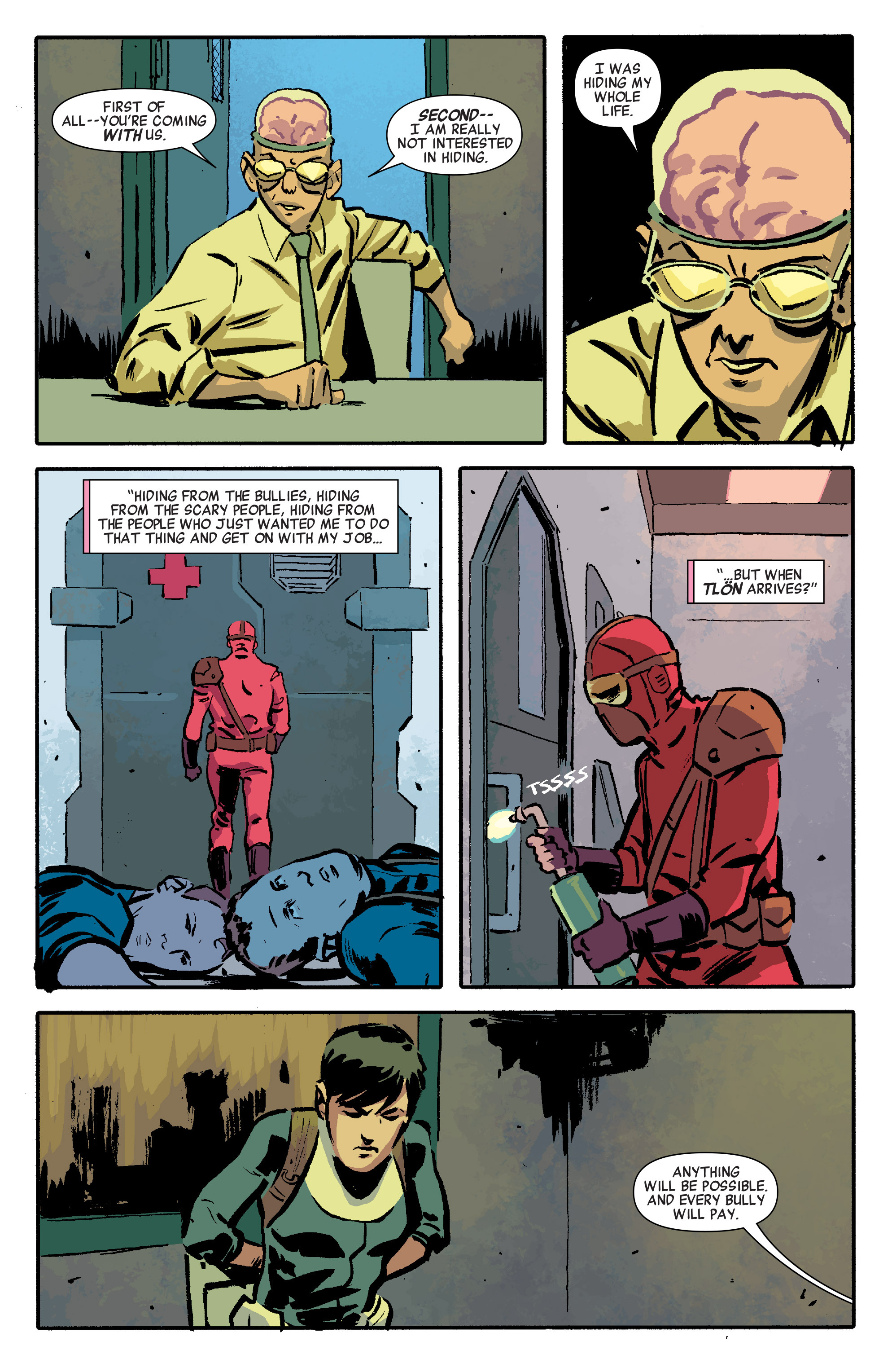 Read online Secret Avengers (2014) comic -  Issue #11 - 12