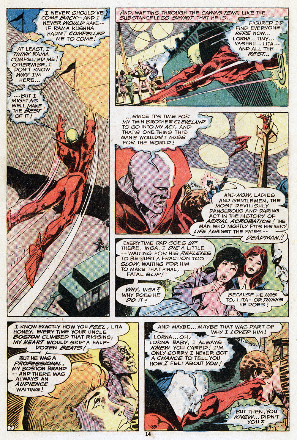 Read online Adventure Comics (1938) comic -  Issue #459 - 16