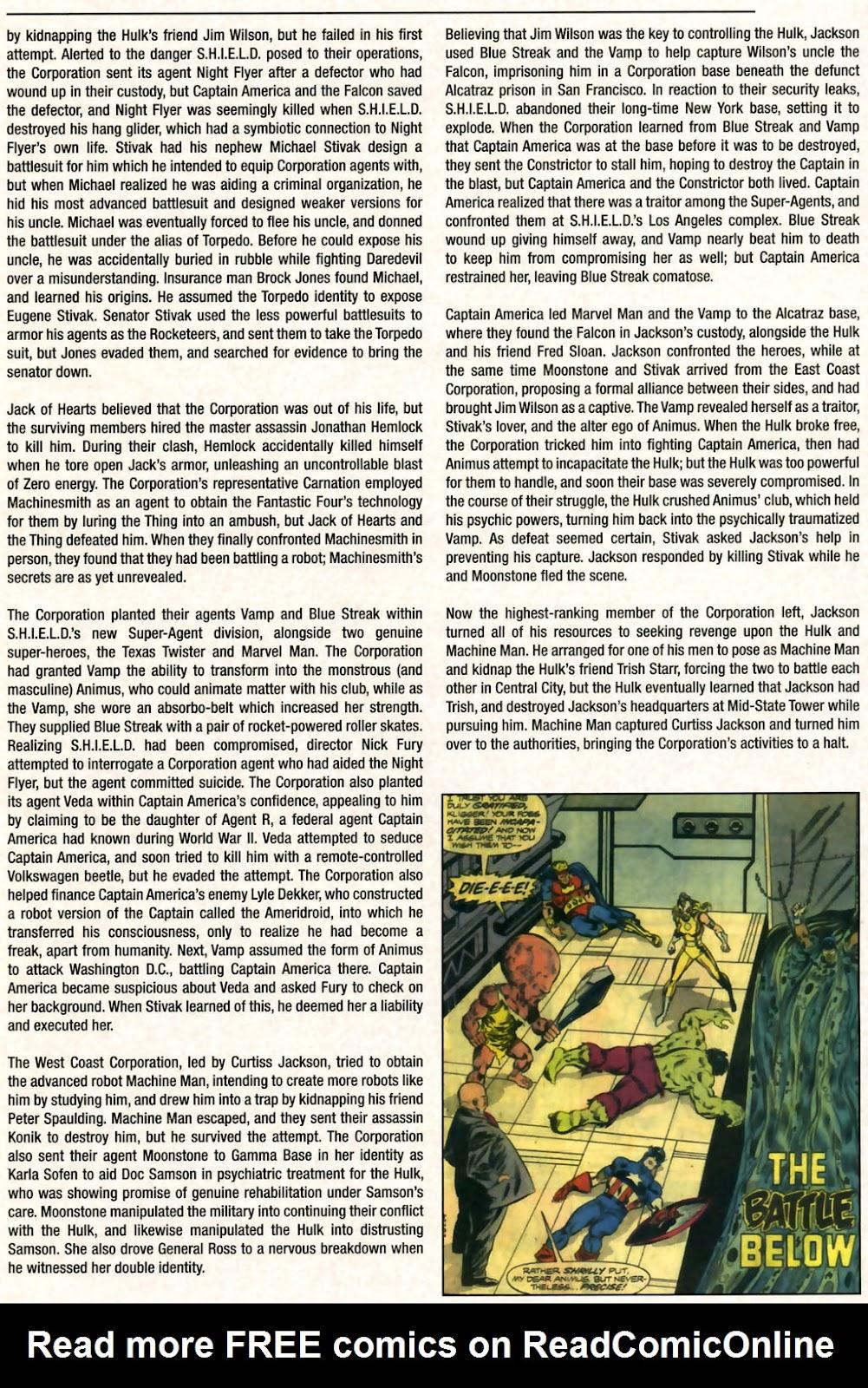 Read online Marvel Legacy: The 1970's Handbook comic -  Issue # Full - 15