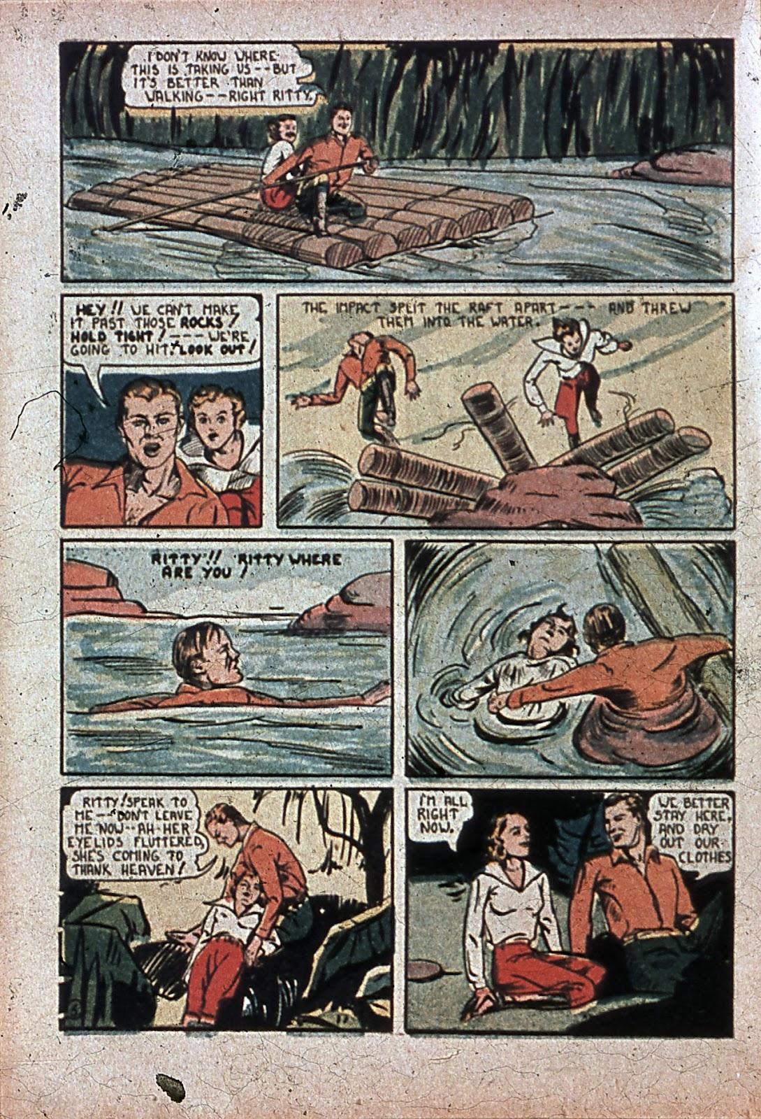 Amazing Man Comics issue 7 - Page 41