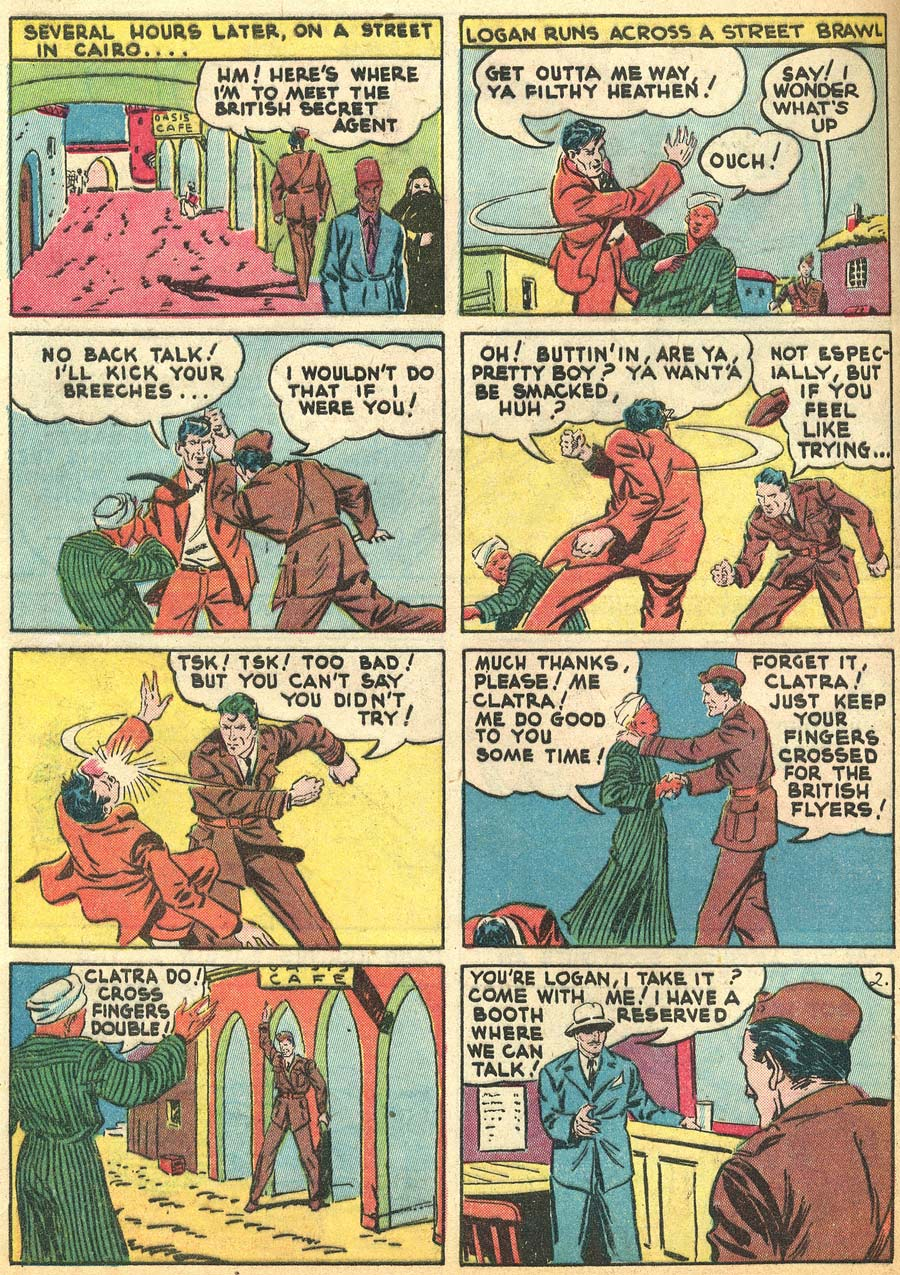 Blue Ribbon Comics (1939) issue 9 - Page 56