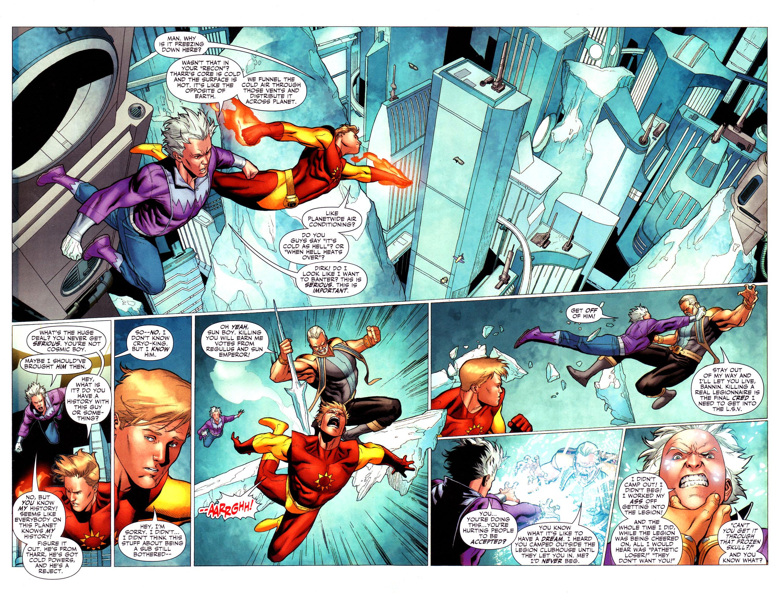 Read online Adventure Comics (2009) comic -  Issue #3 - 27