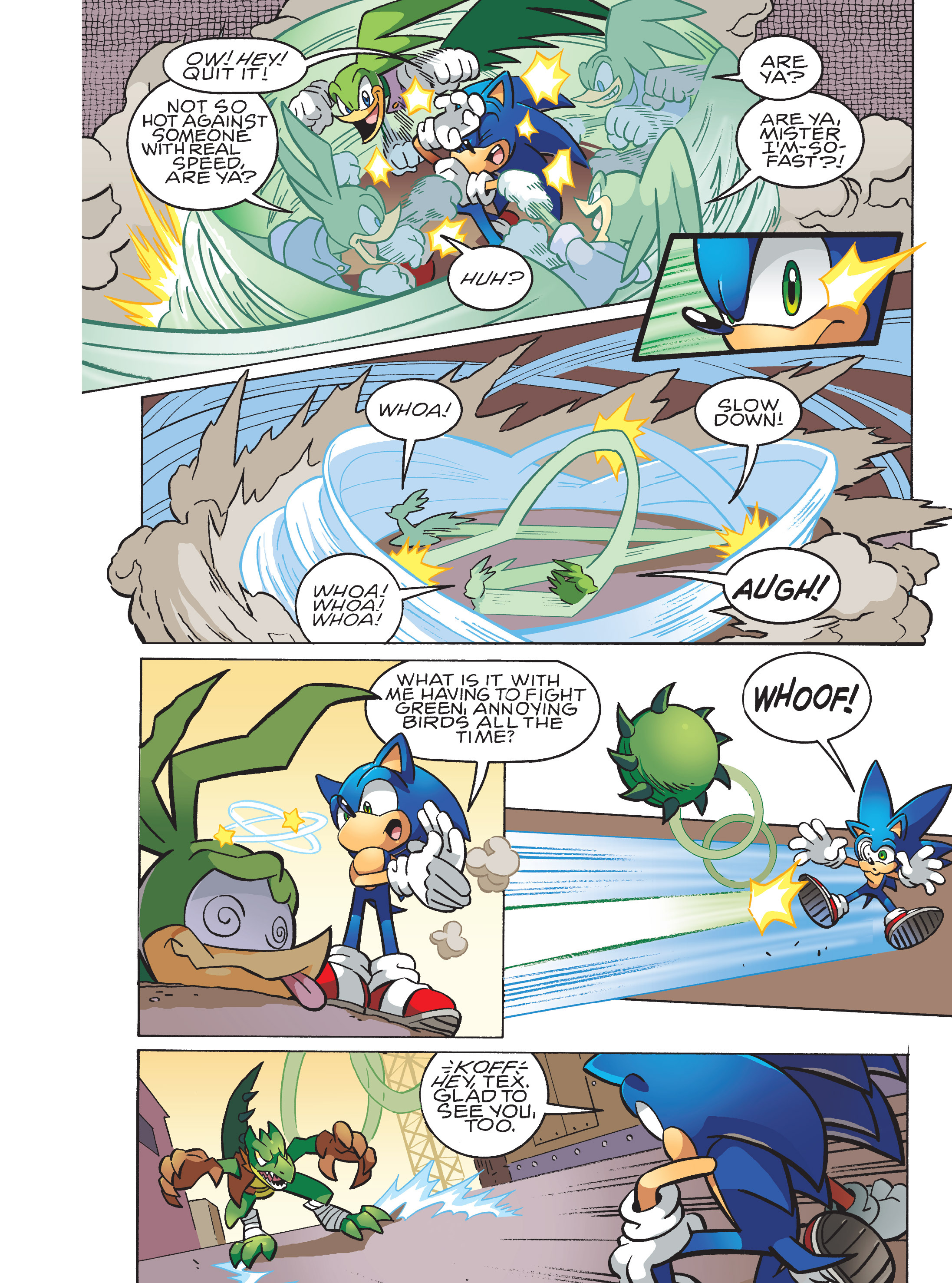 Read online Sonic Super Digest comic -  Issue #10 - 106