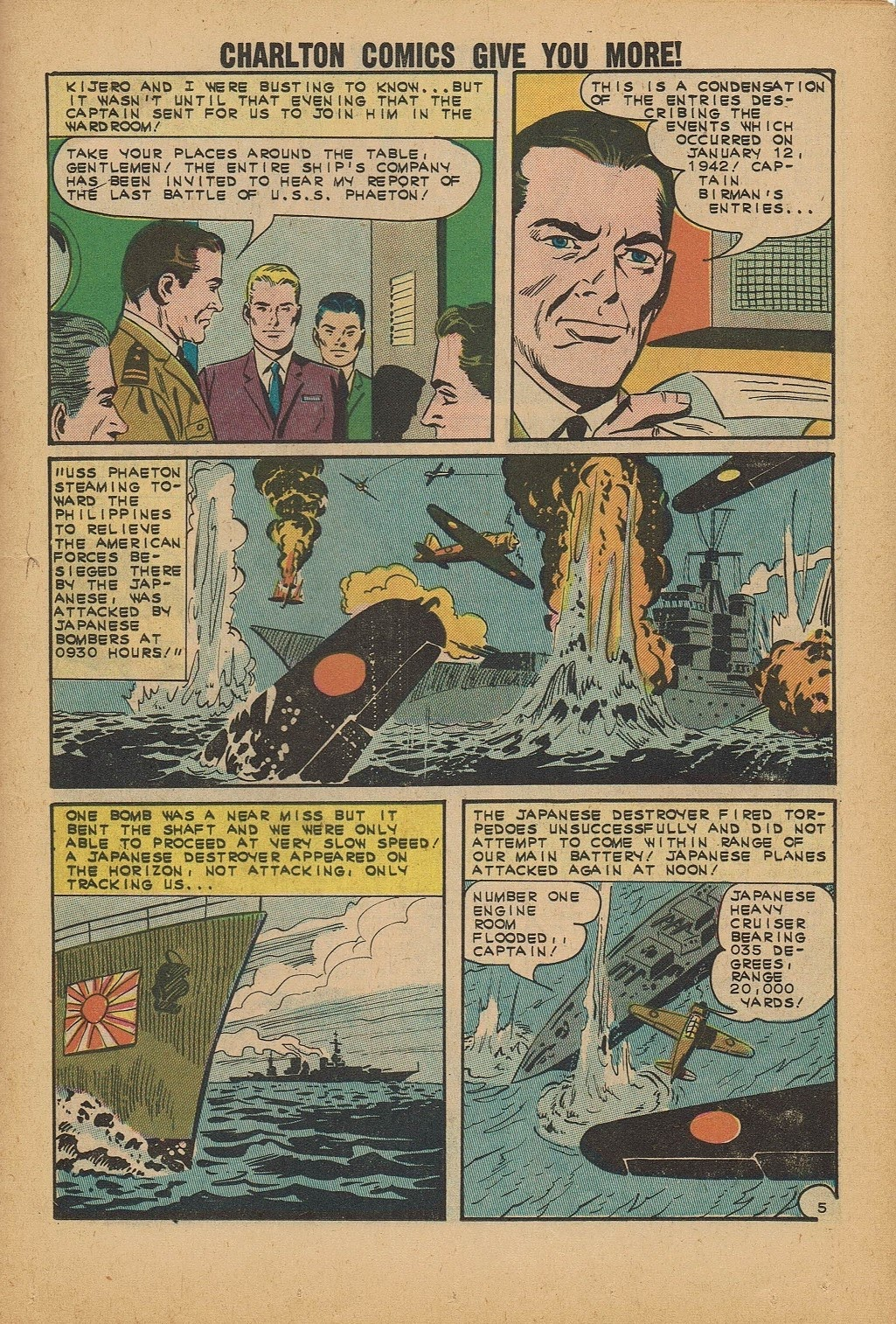 Read online Fightin' Navy comic -  Issue #112 - 19