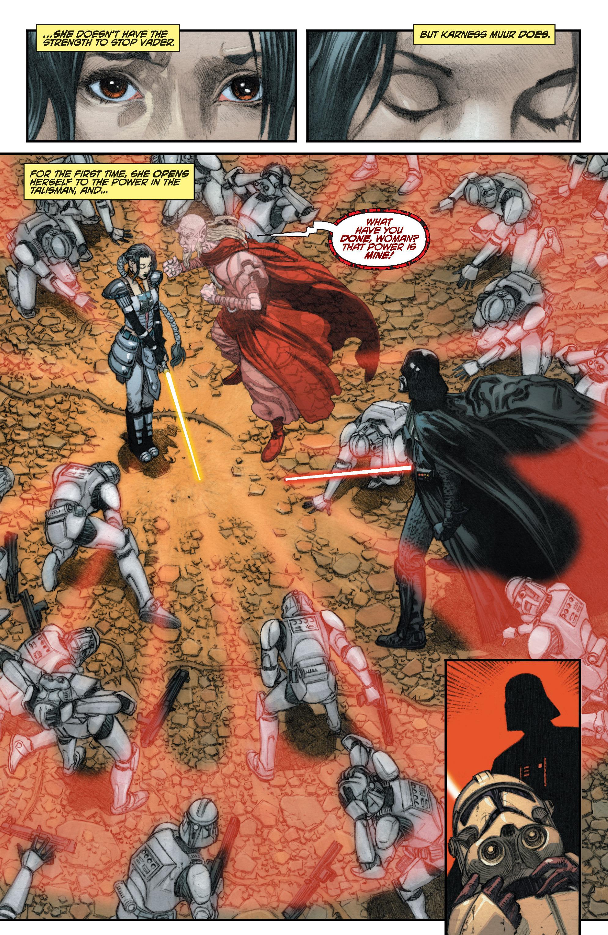 Read online Star Wars Omnibus comic -  Issue # Vol. 31 - 320