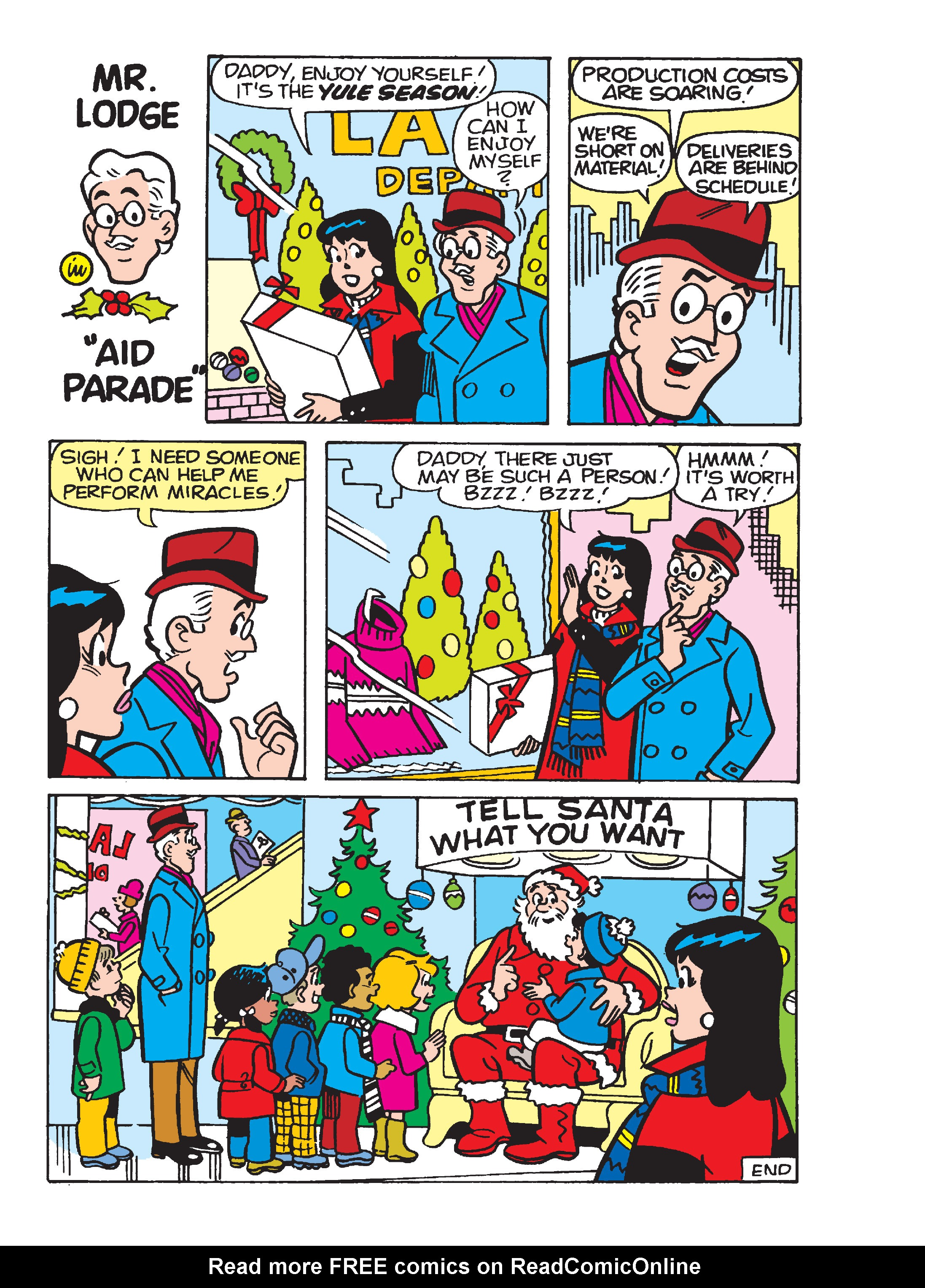 Read online World of Archie Double Digest comic -  Issue #64 - 125