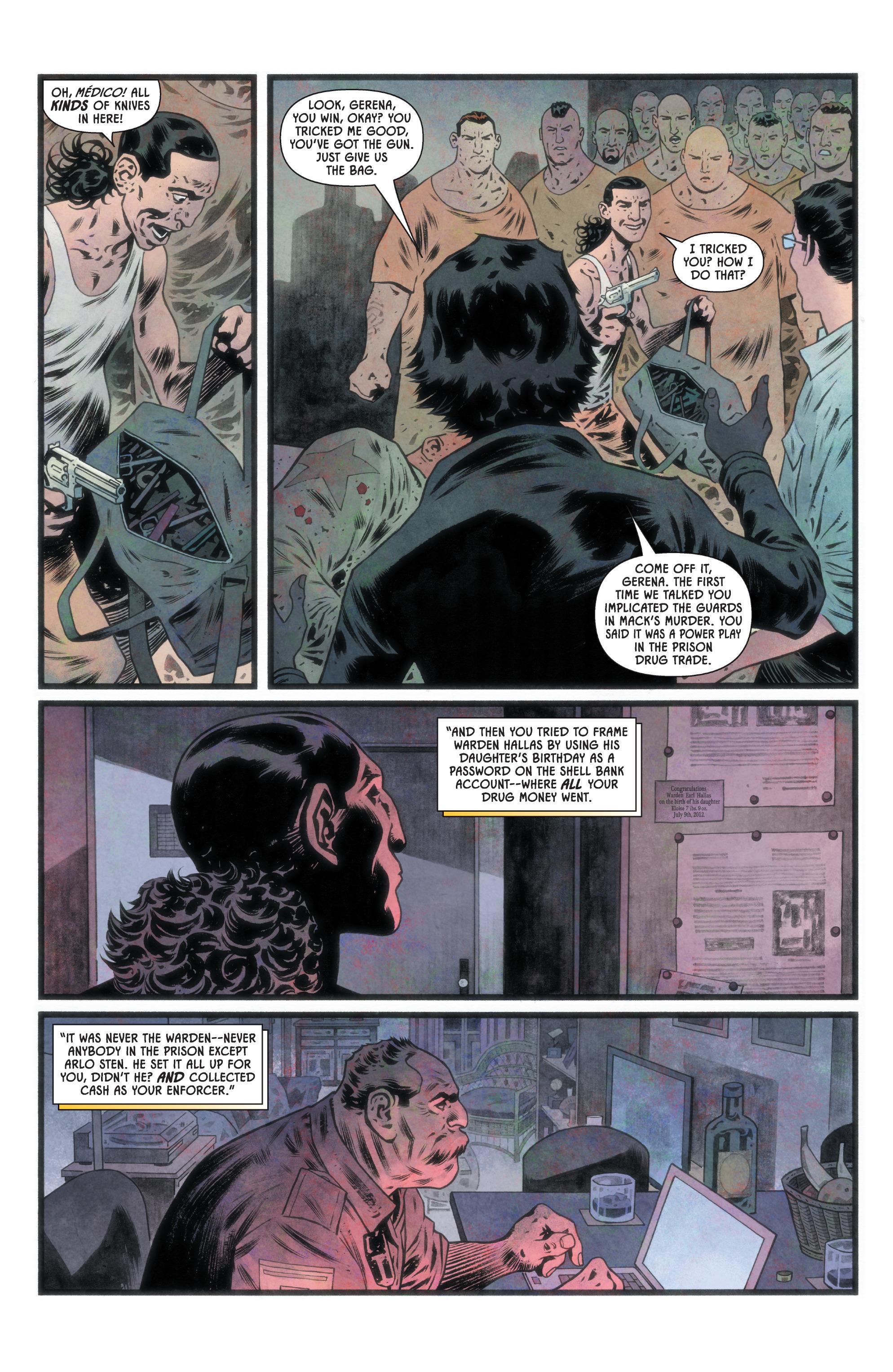 Read online Dead Inside comic -  Issue #5 - 13