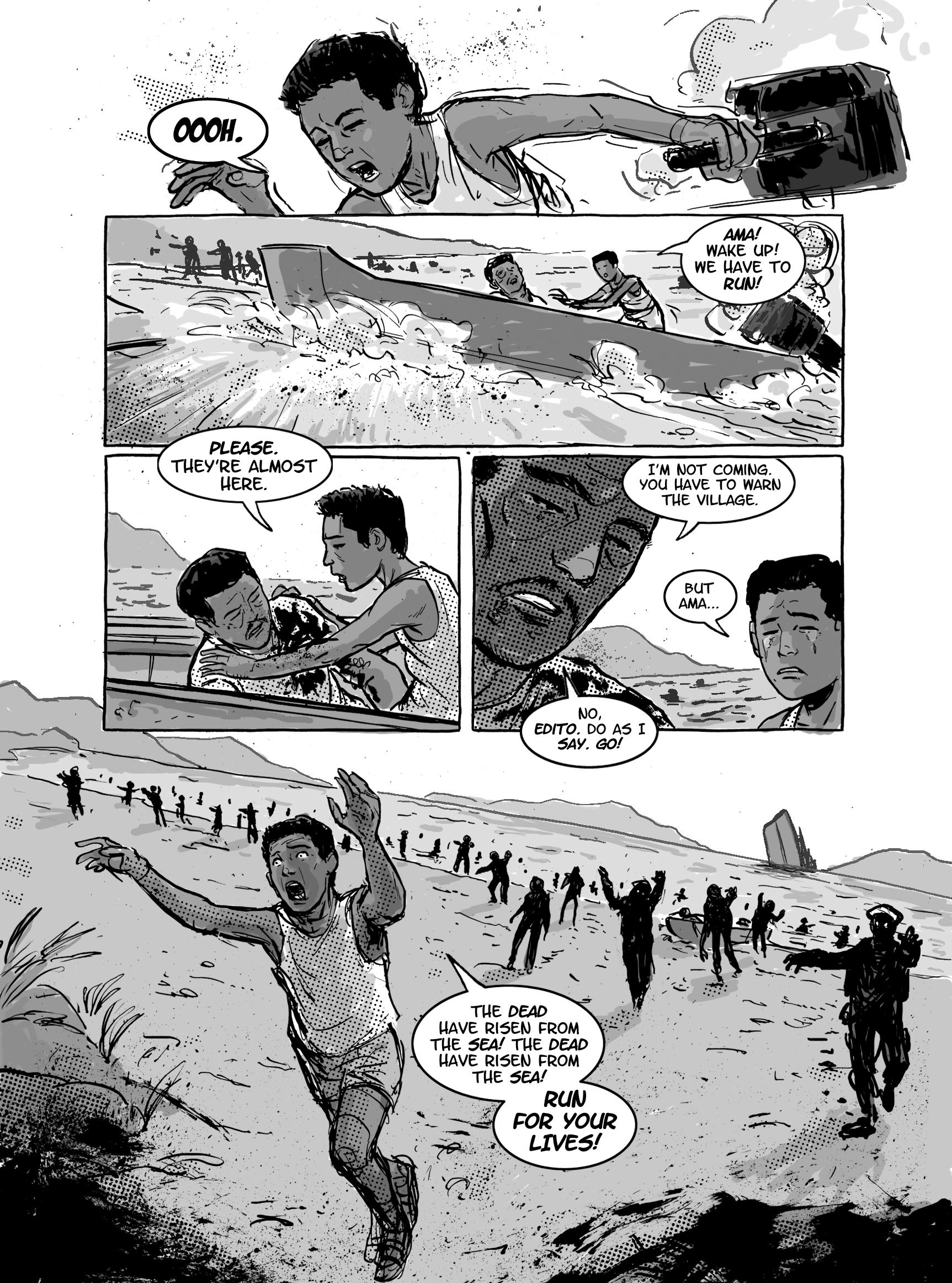Read online FUBAR comic -  Issue #2 - 123