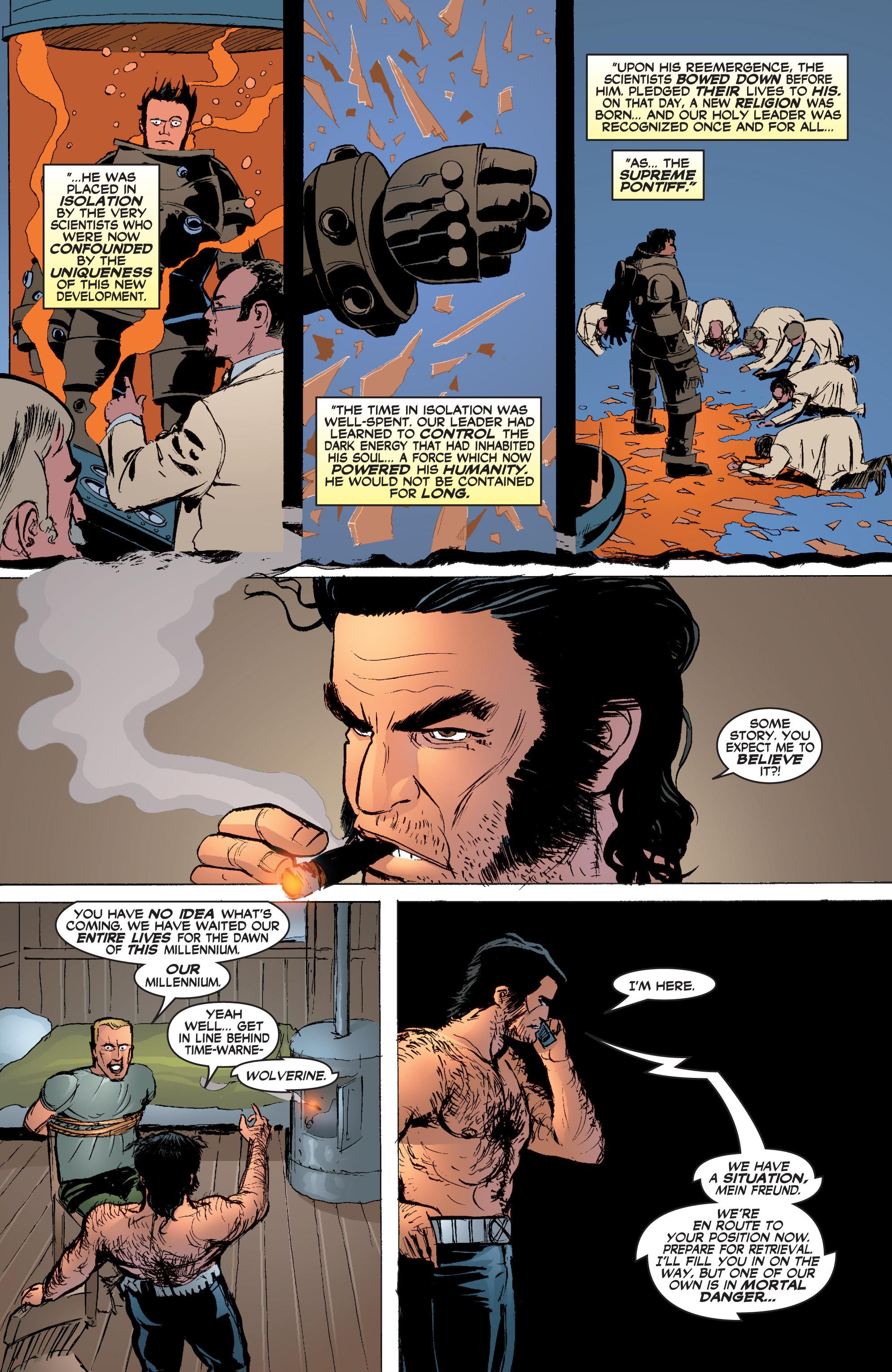 Read online Uncanny X-Men (1963) comic -  Issue #400 - 20