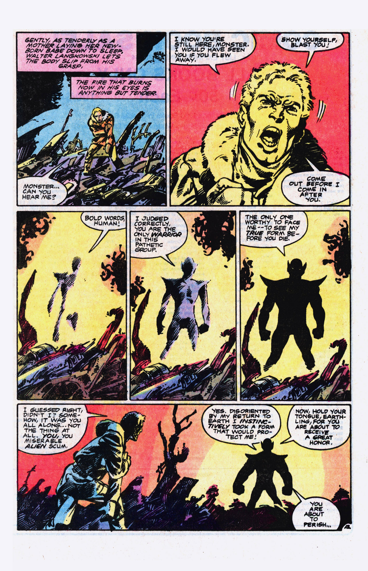 Read online Alpha Flight (1983) comic -  Issue #9 - 14