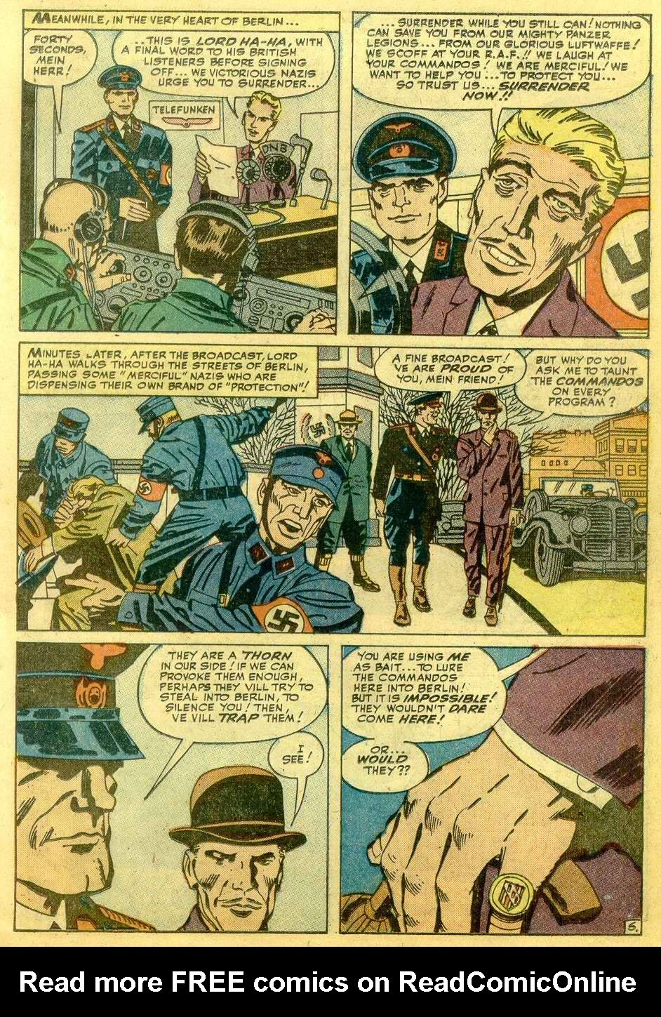 Read online Sgt. Fury comic -  Issue # _Annual 1 - 29