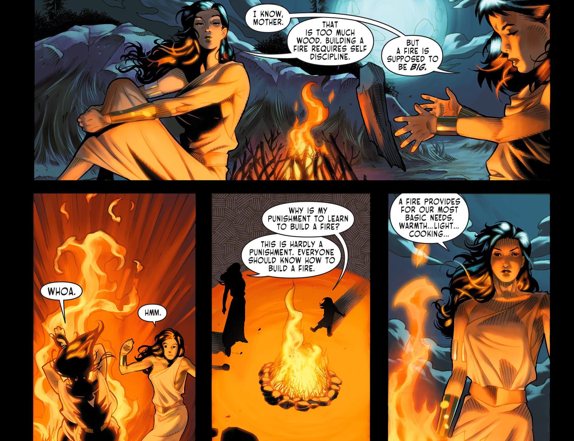 Read online Sensation Comics Featuring Wonder Woman comic -  Issue #13 - 9