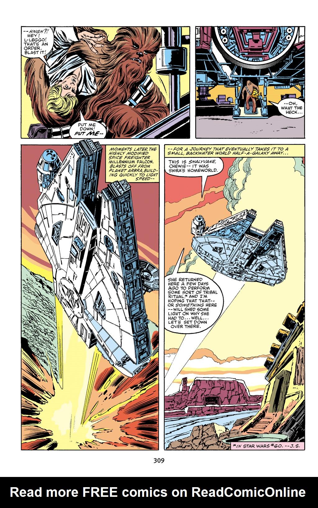 Read online Star Wars Omnibus comic -  Issue # Vol. 16 - 304