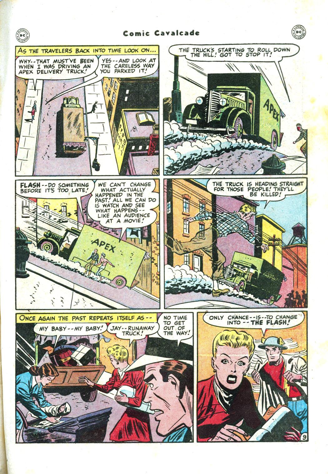 Comic Cavalcade issue 26 - Page 69
