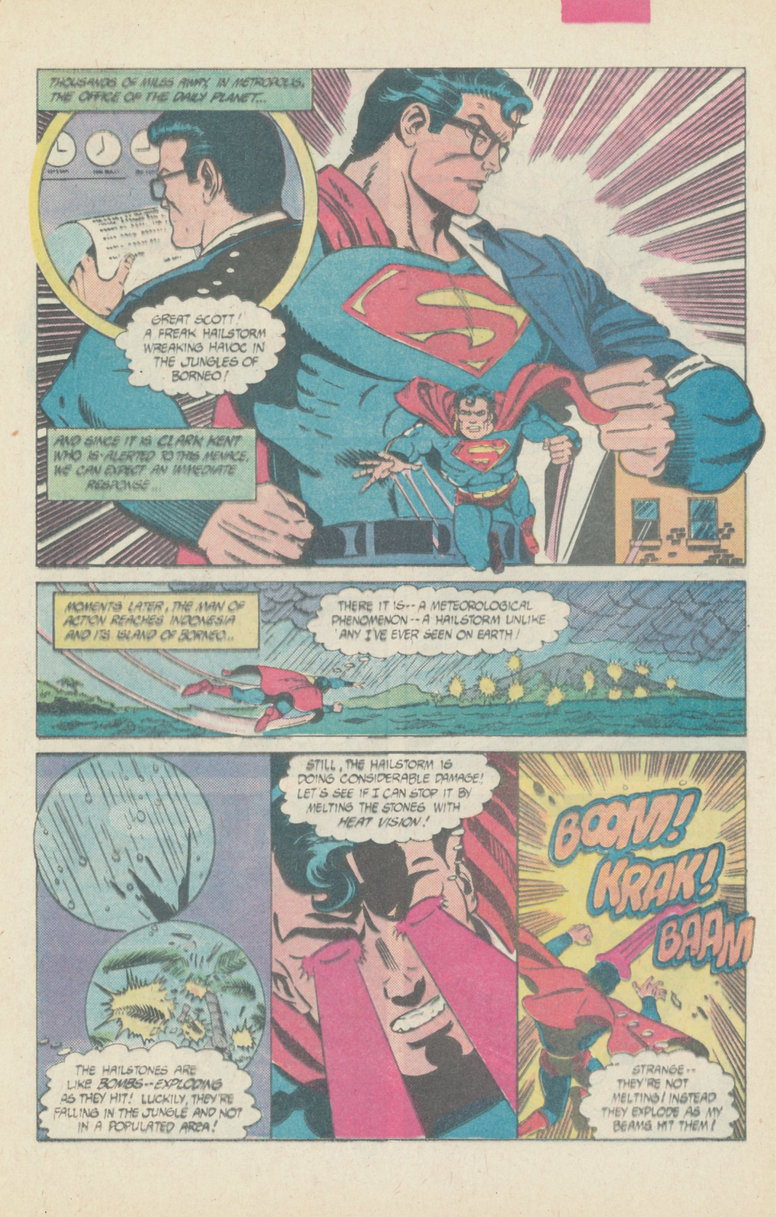 Read online Action Comics (1938) comic -  Issue #580 - 17