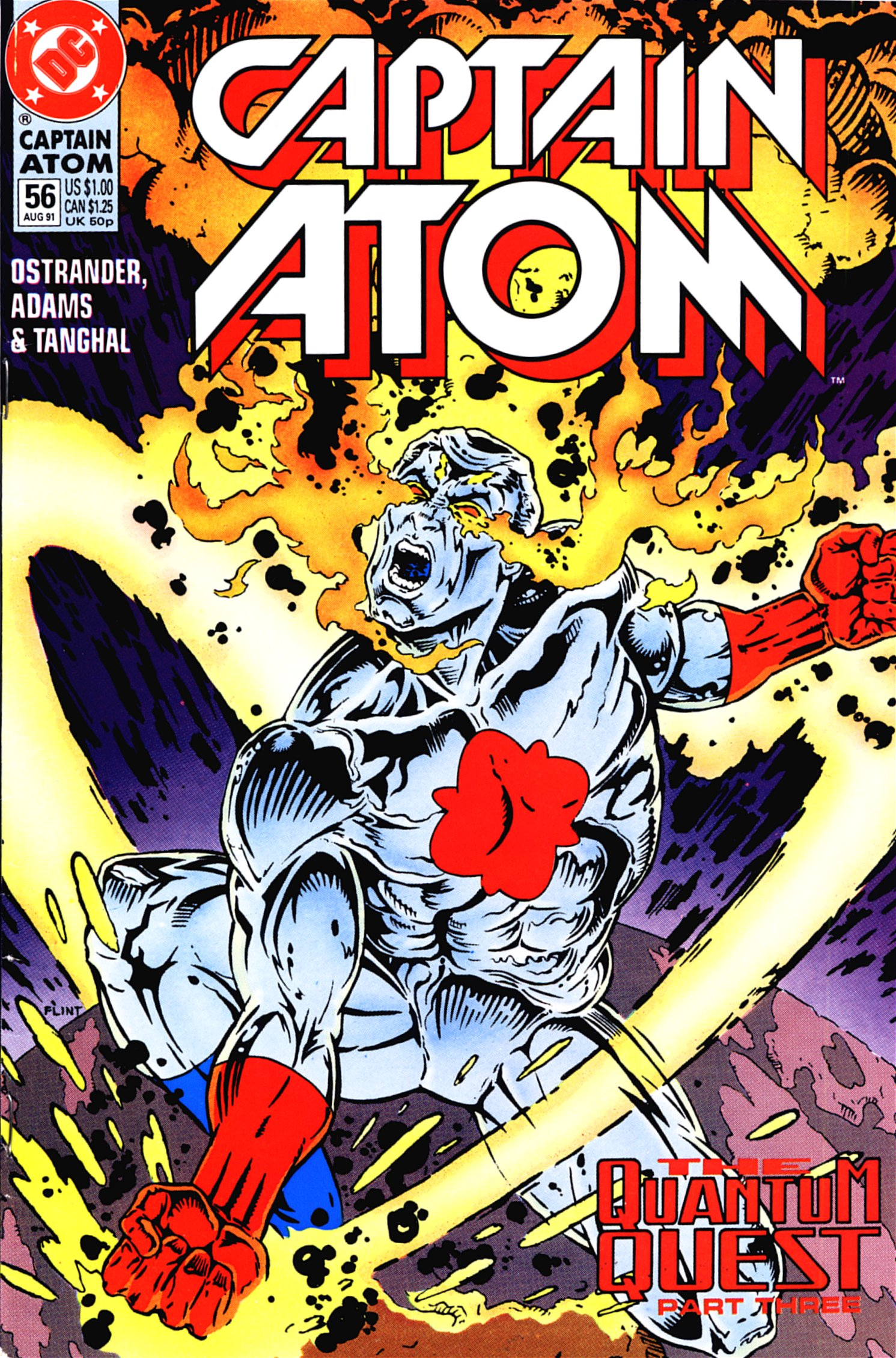 Captain Atom (1987) 56 Page 1