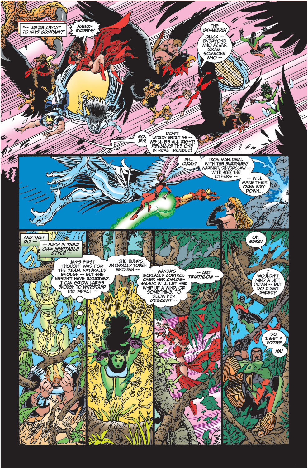 Read online Avengers (1998) comic -  Issue #29 - 4