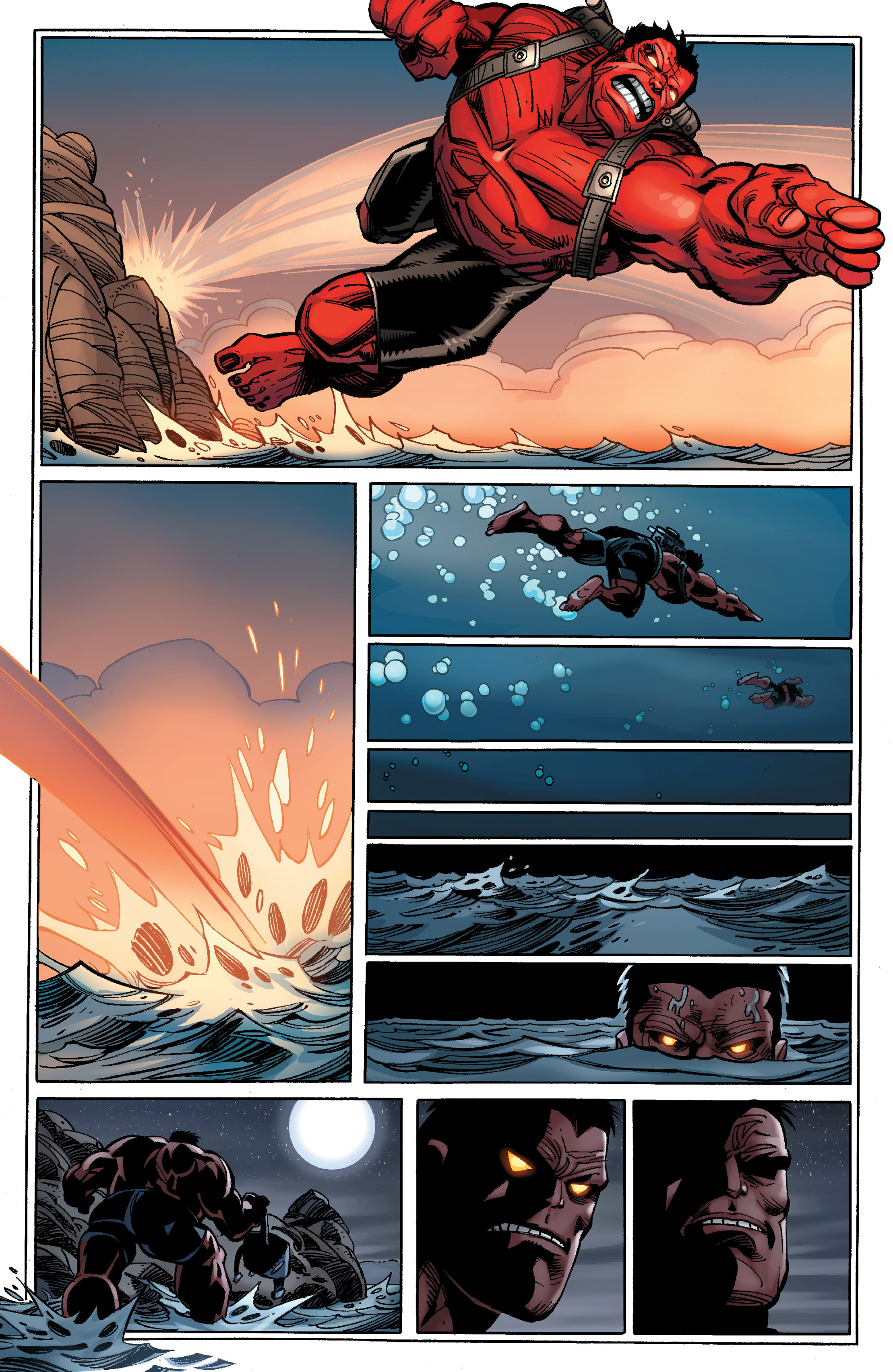 Read online Avengers (2010) comic -  Issue #28 - 7