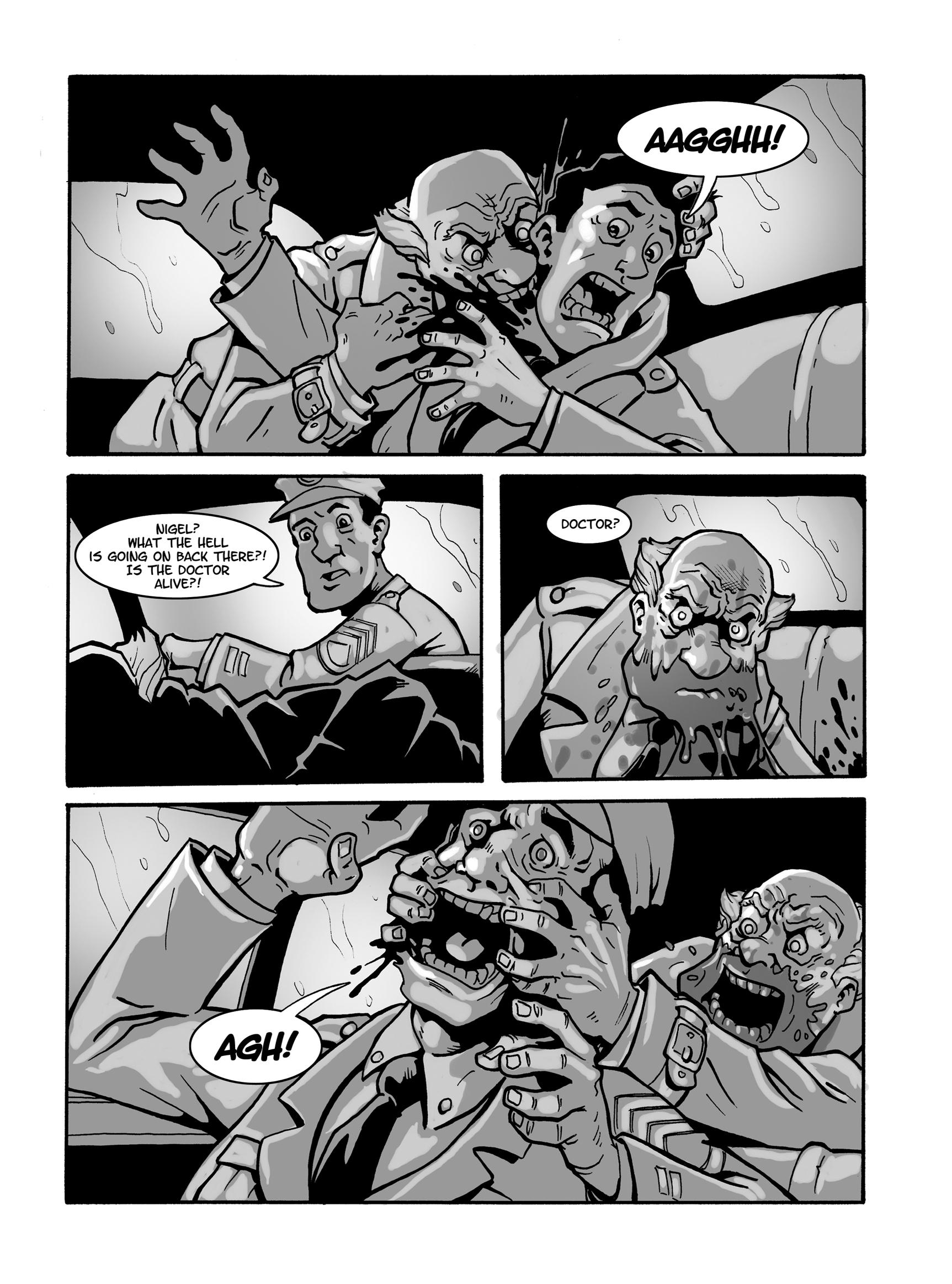 Read online FUBAR comic -  Issue #1 - 61
