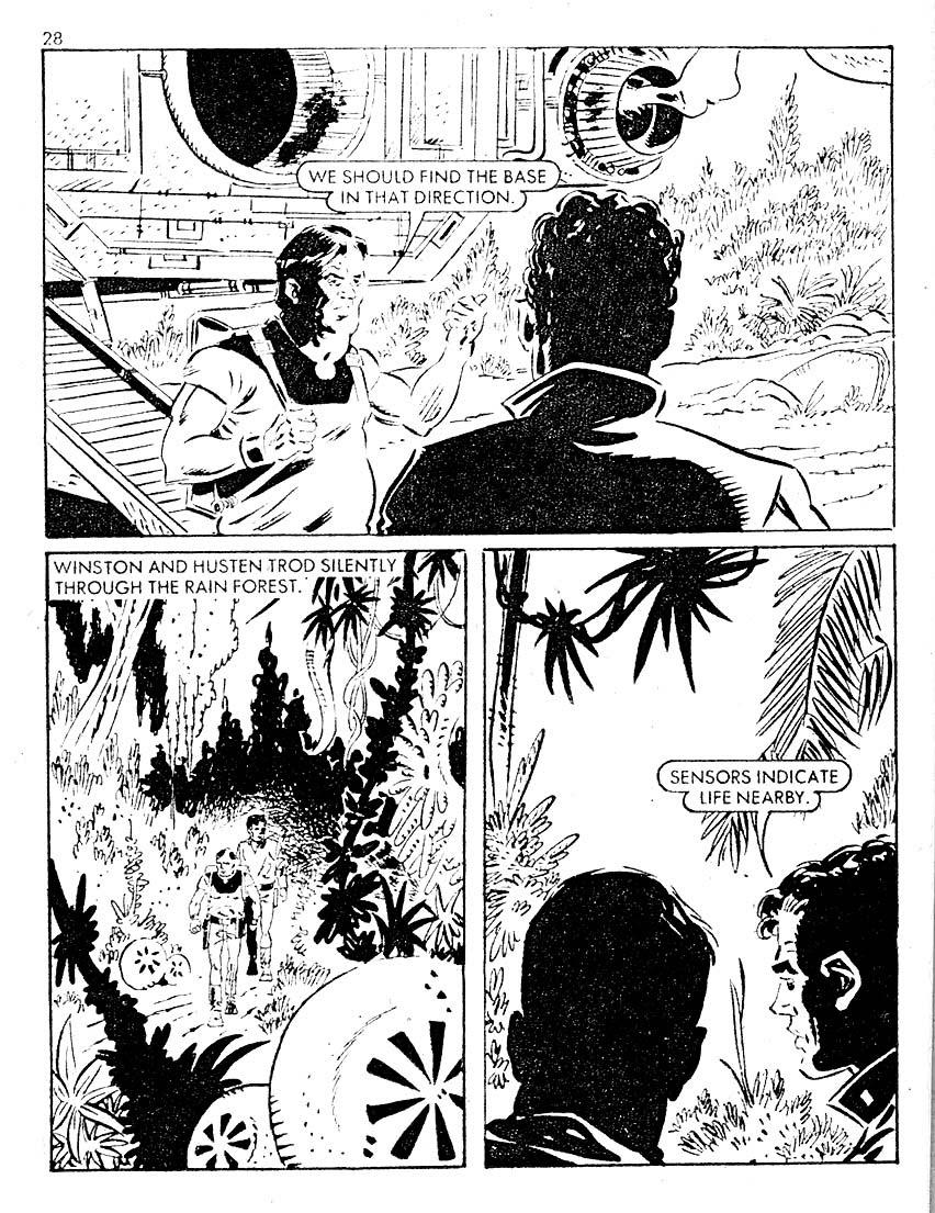 Starblazer issue 30 - Page 28