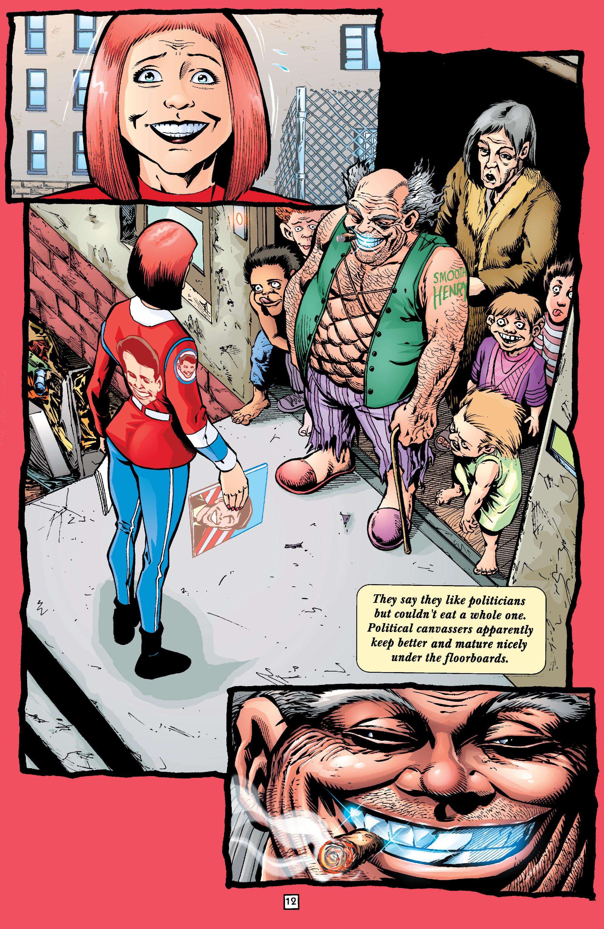 Read online Transmetropolitan comic -  Issue #22 - 13