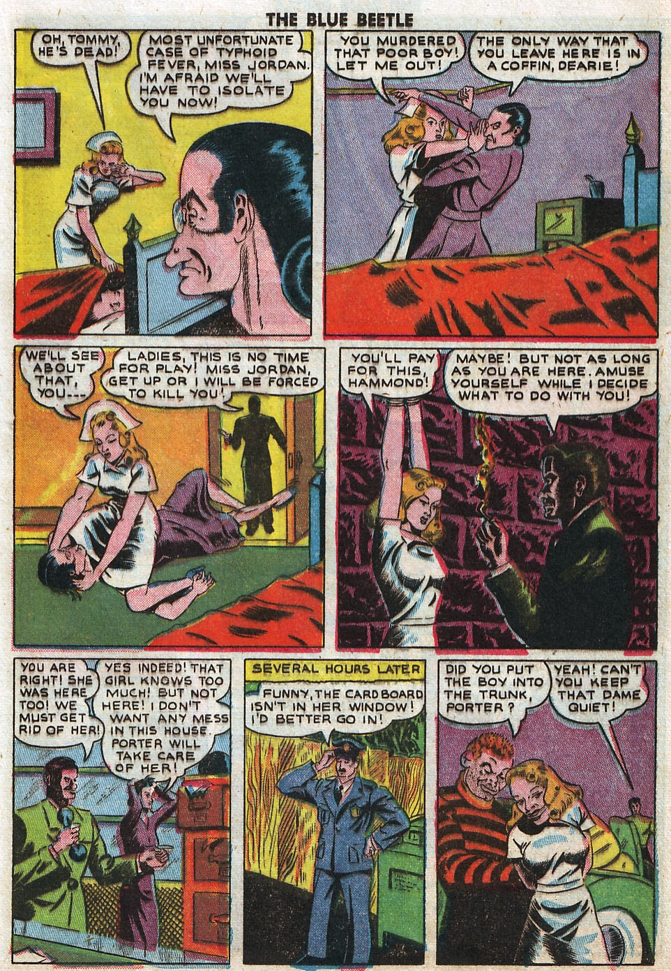 The Blue Beetle issue 33 - Page 31