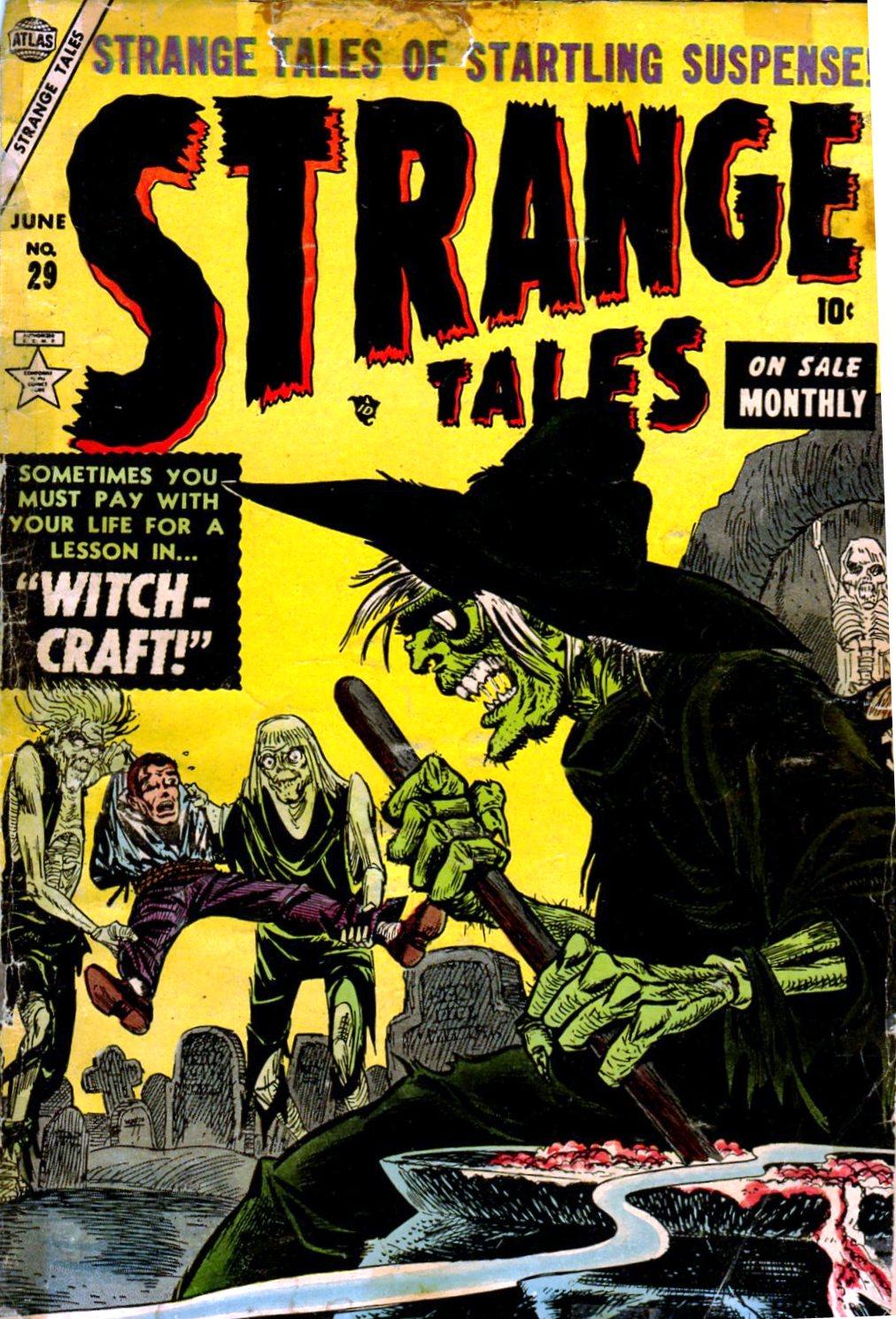 Strange Tales (1951) 29 Page 1
