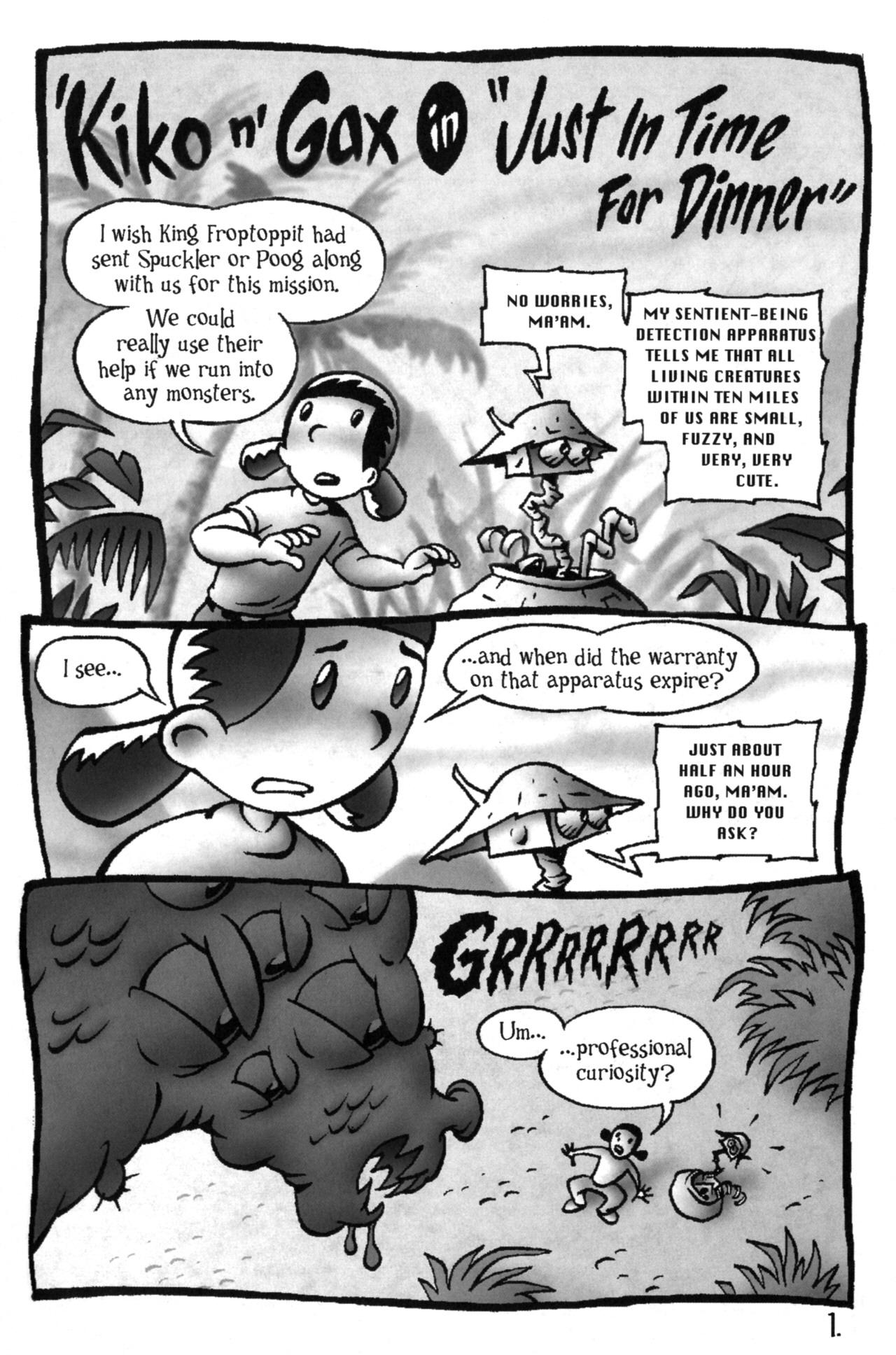 Read online Akiko comic -  Issue #51 - 3